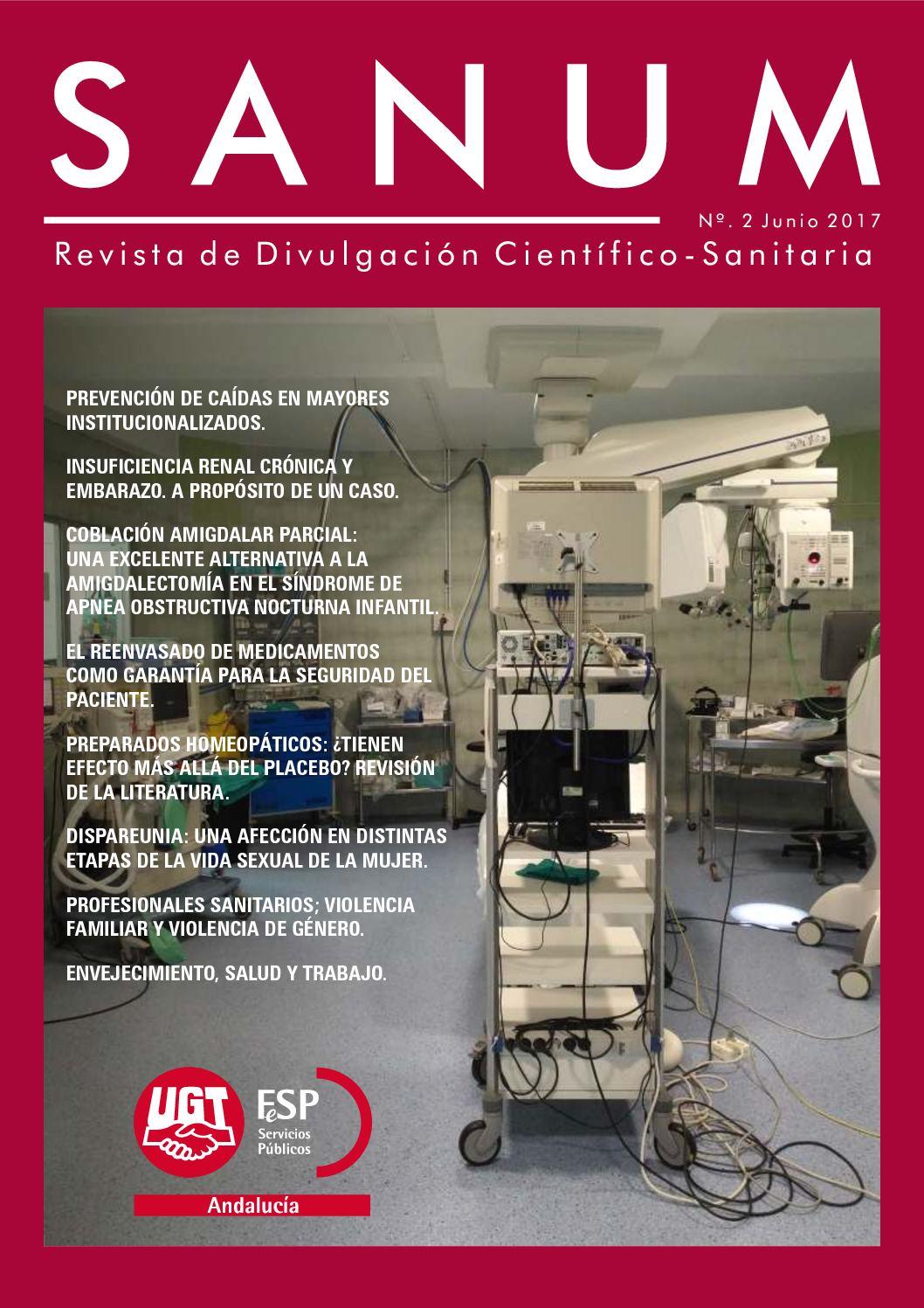Calaméo - Revista SANUM. Nº 2