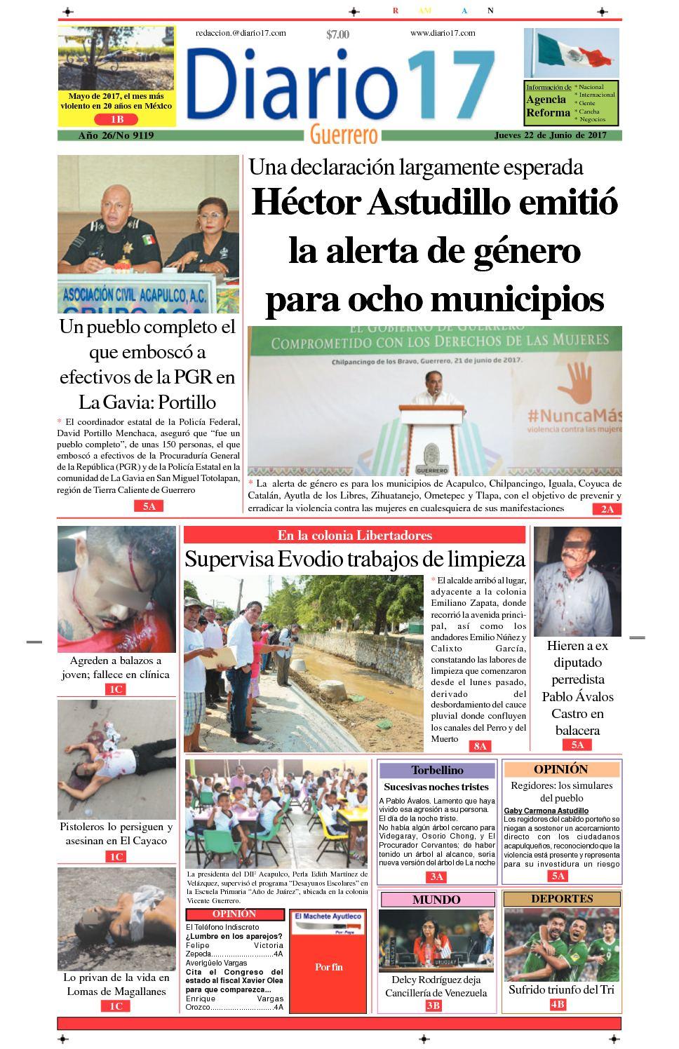 Diario 17 Acapulco