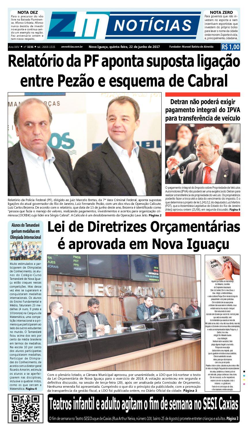 ZM Noticias - Edição 220617