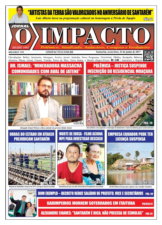 Jornal O Impacto Ed. 1151