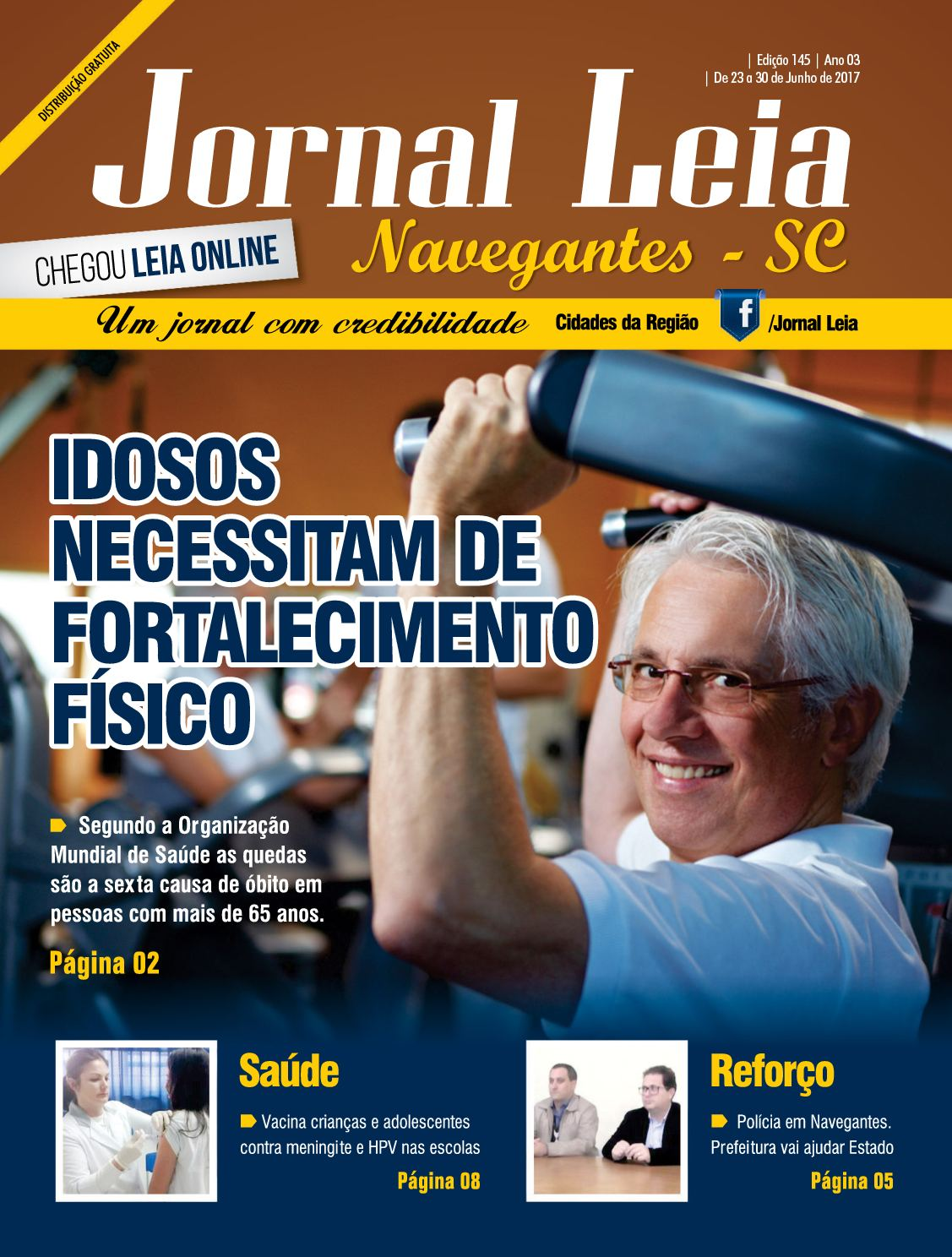Jornal Leia - Edição Digital #145