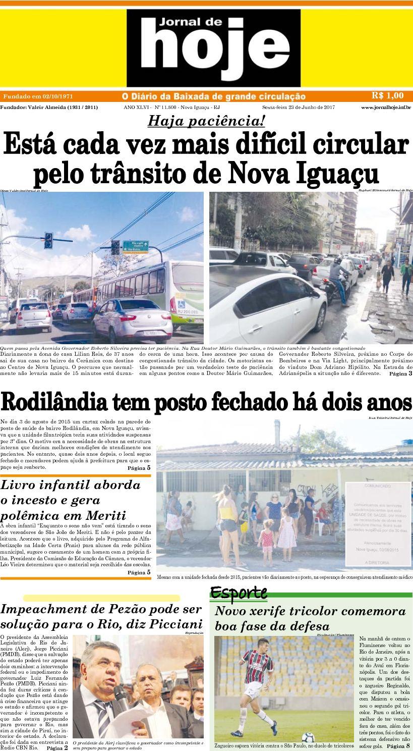 Jornal De Hoje 230617