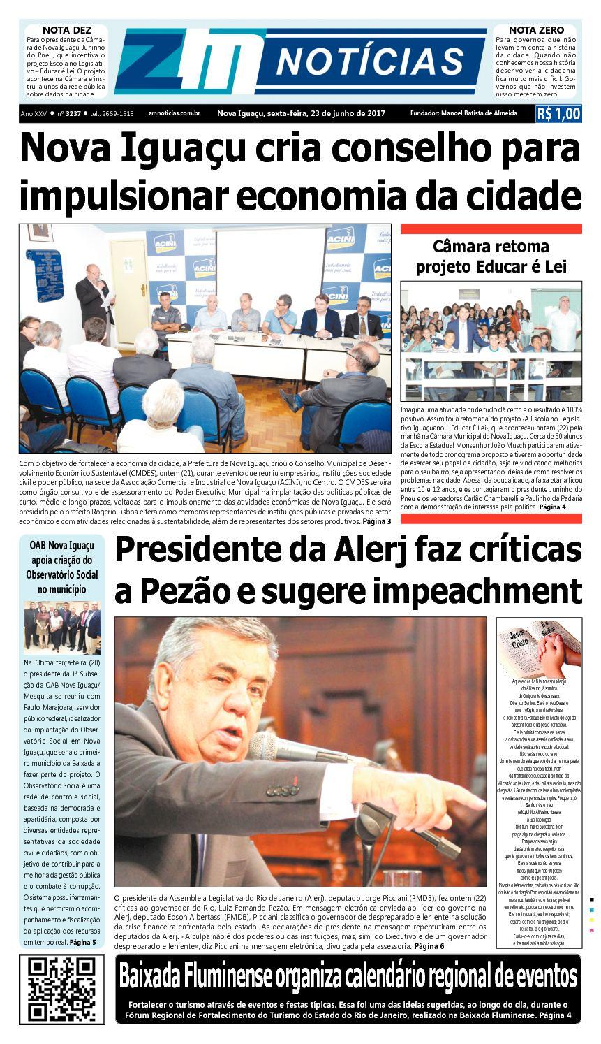 ZM Noticias - Edição 230617