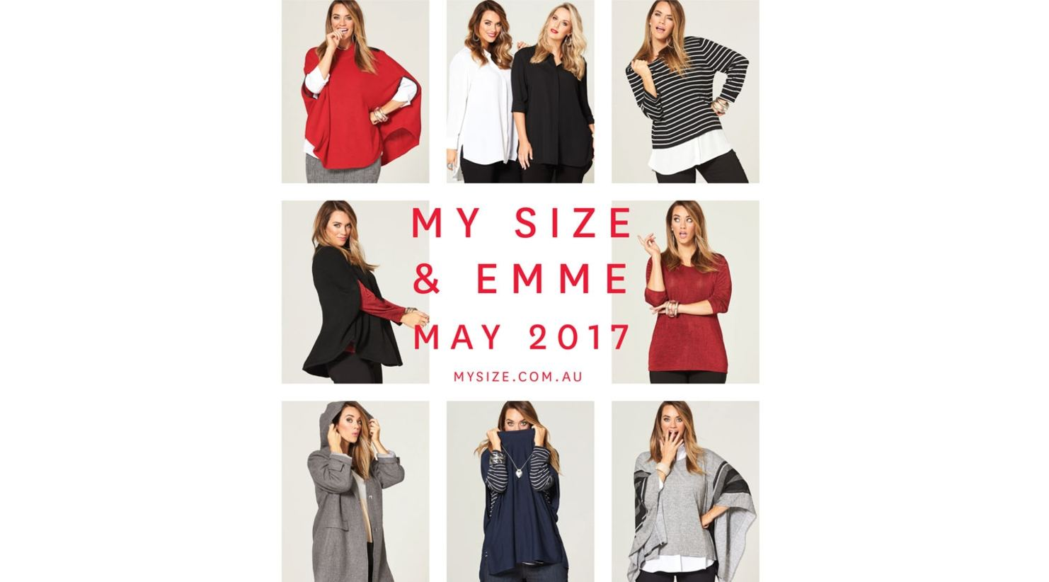 My Size May 2017