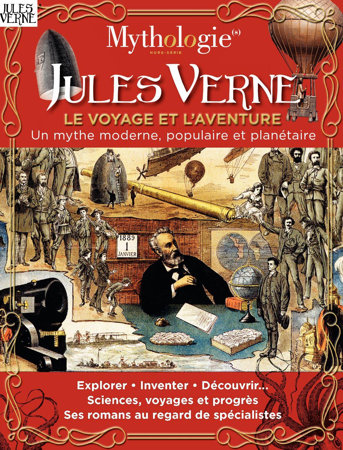 HS Mythologie(s) - Jules Verne