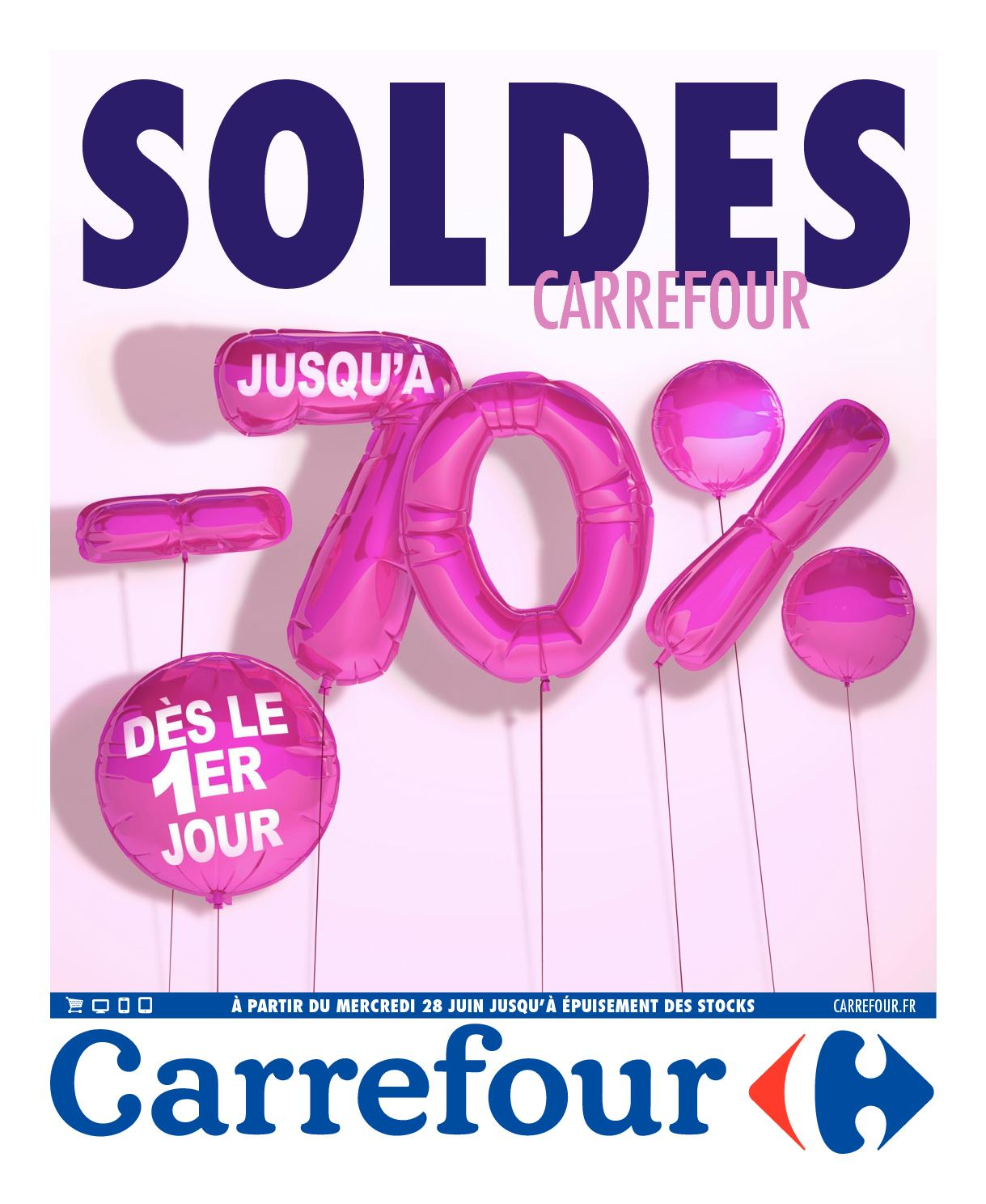 Calam o soldes carrefour - Soldes nice 2017 ...