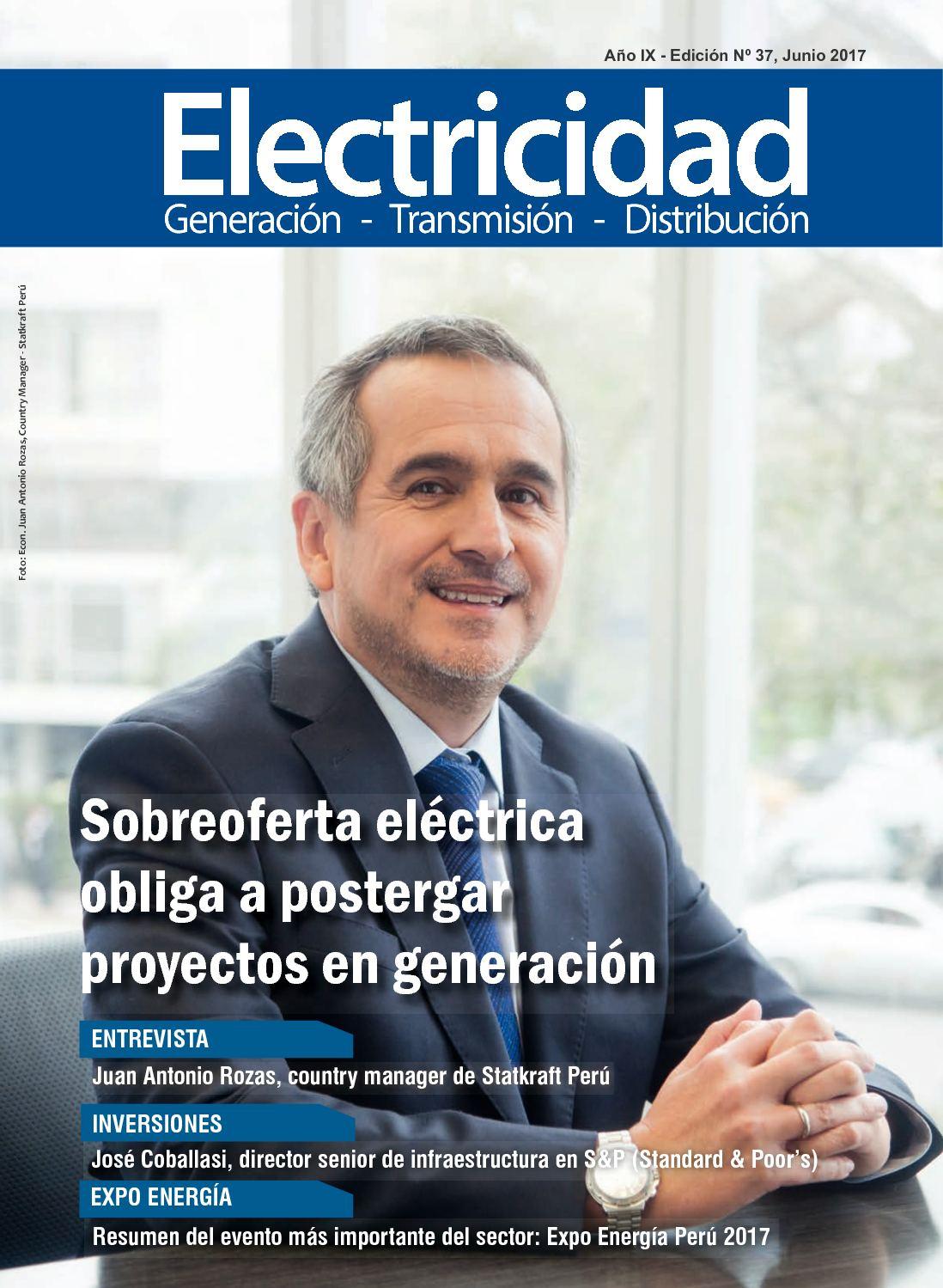 Calaméo - Revista Electricidad Edicion 37