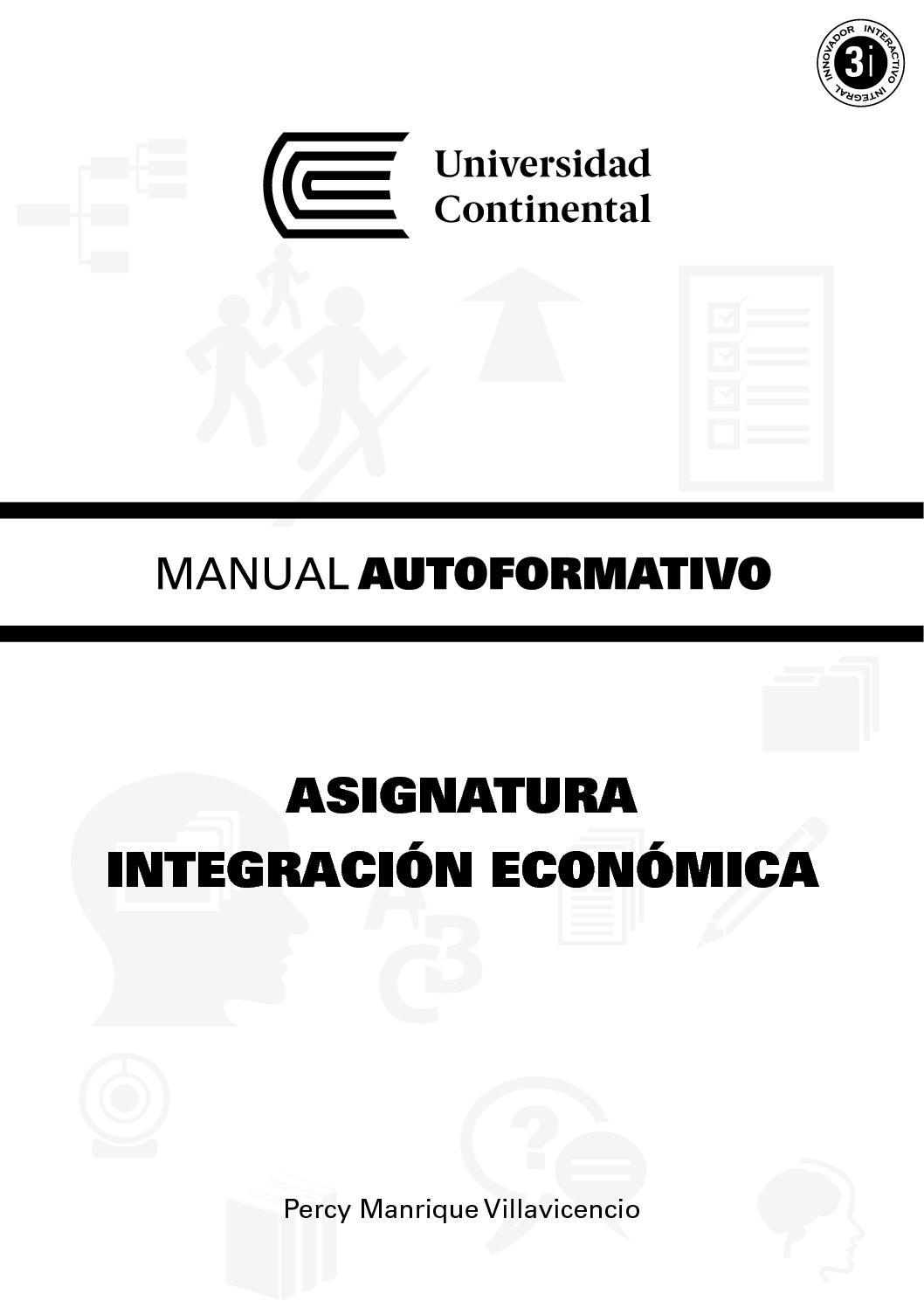 Calaméo - Integración Económica A0260 Ok