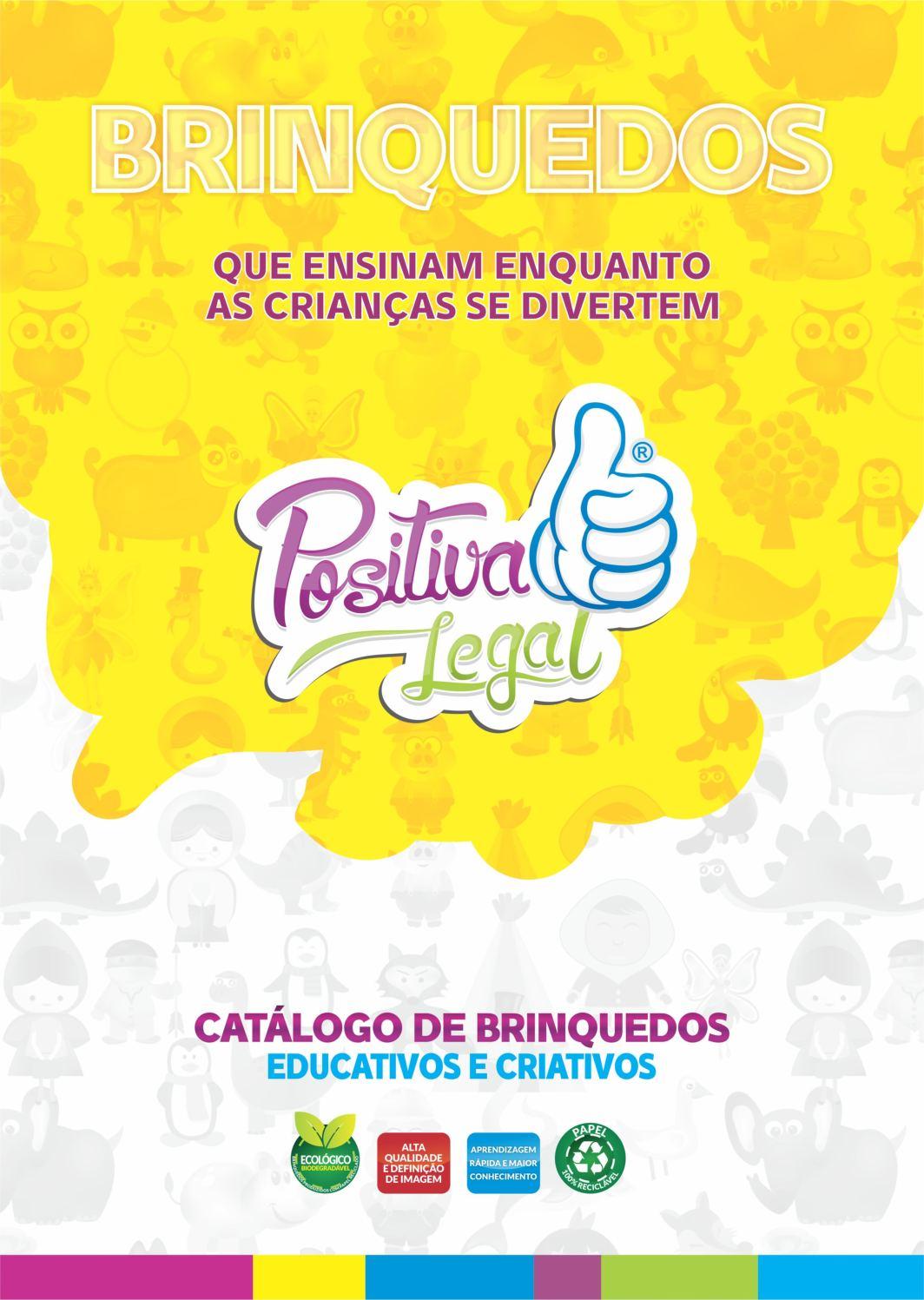 Catálogo Positiva Legal 2016