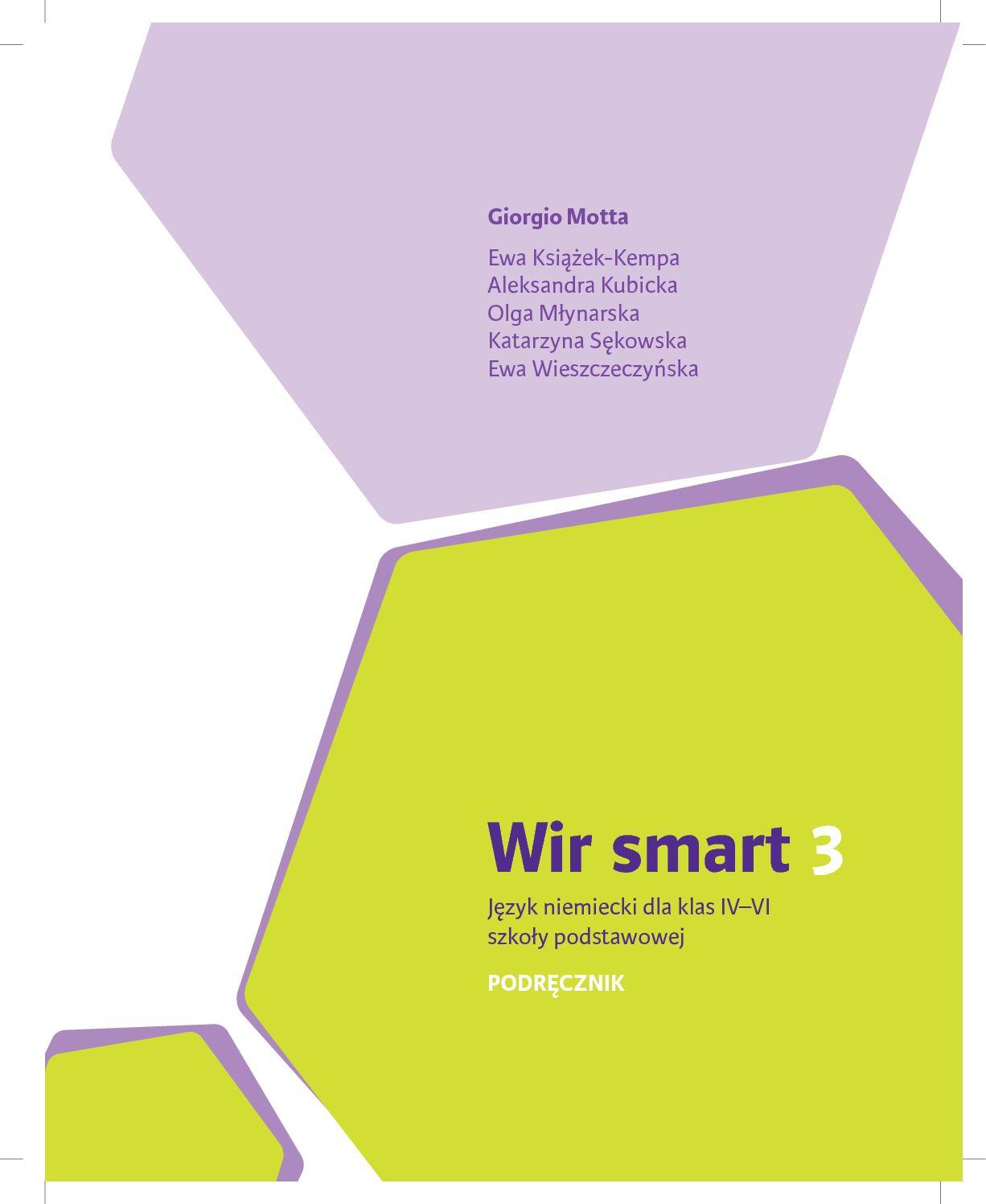 Wir Smart 3. Podręcznik