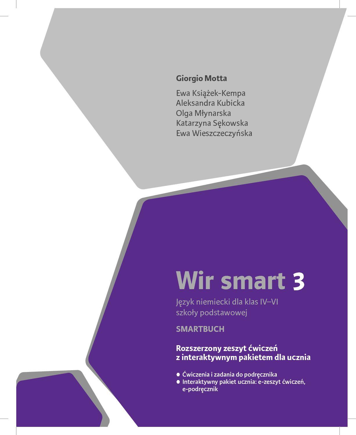 Wir Smart 3. Smartbuch