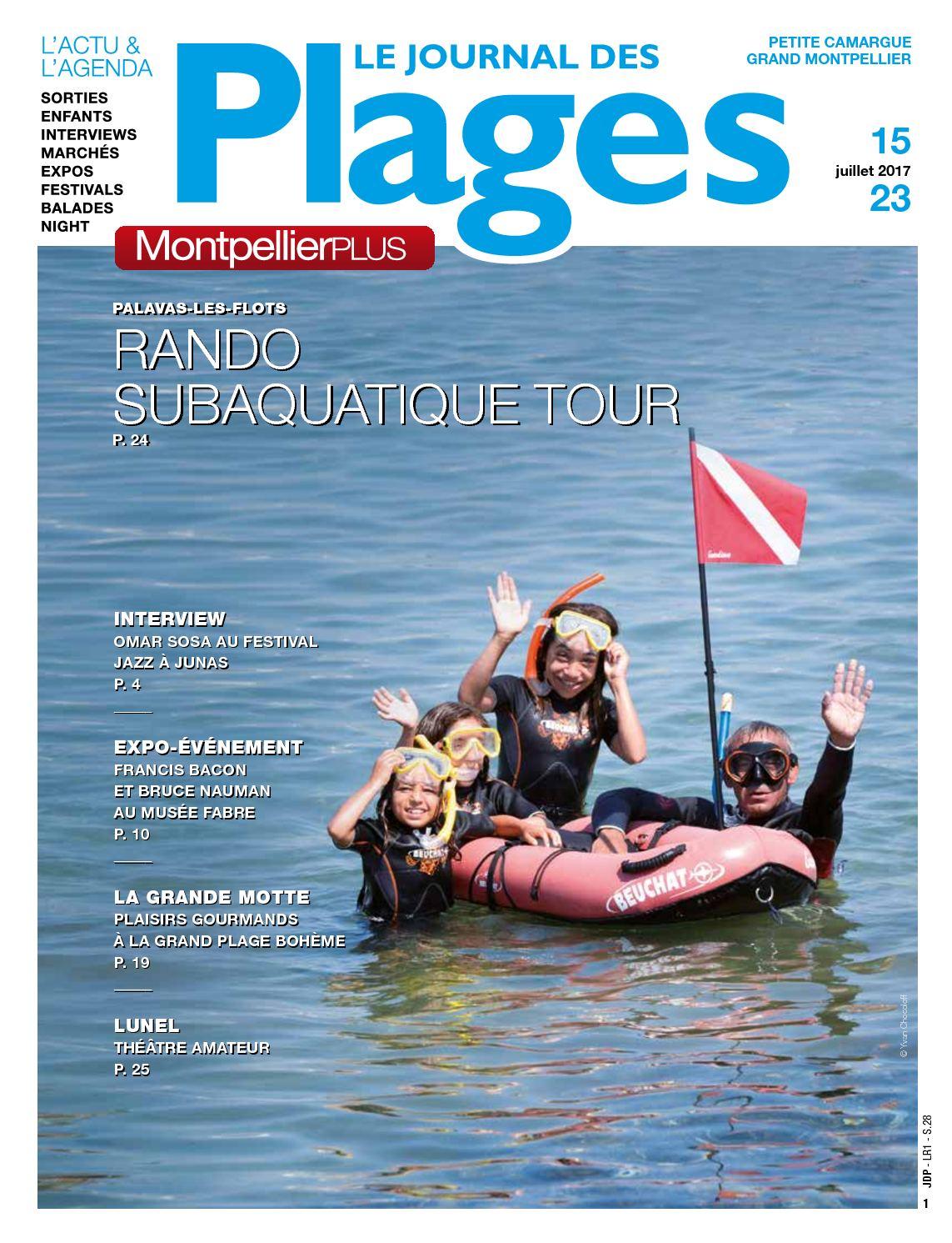 Camargue Montpellier 15 23 Petite au 2017 juillet Grand Calaméo Itw5qw