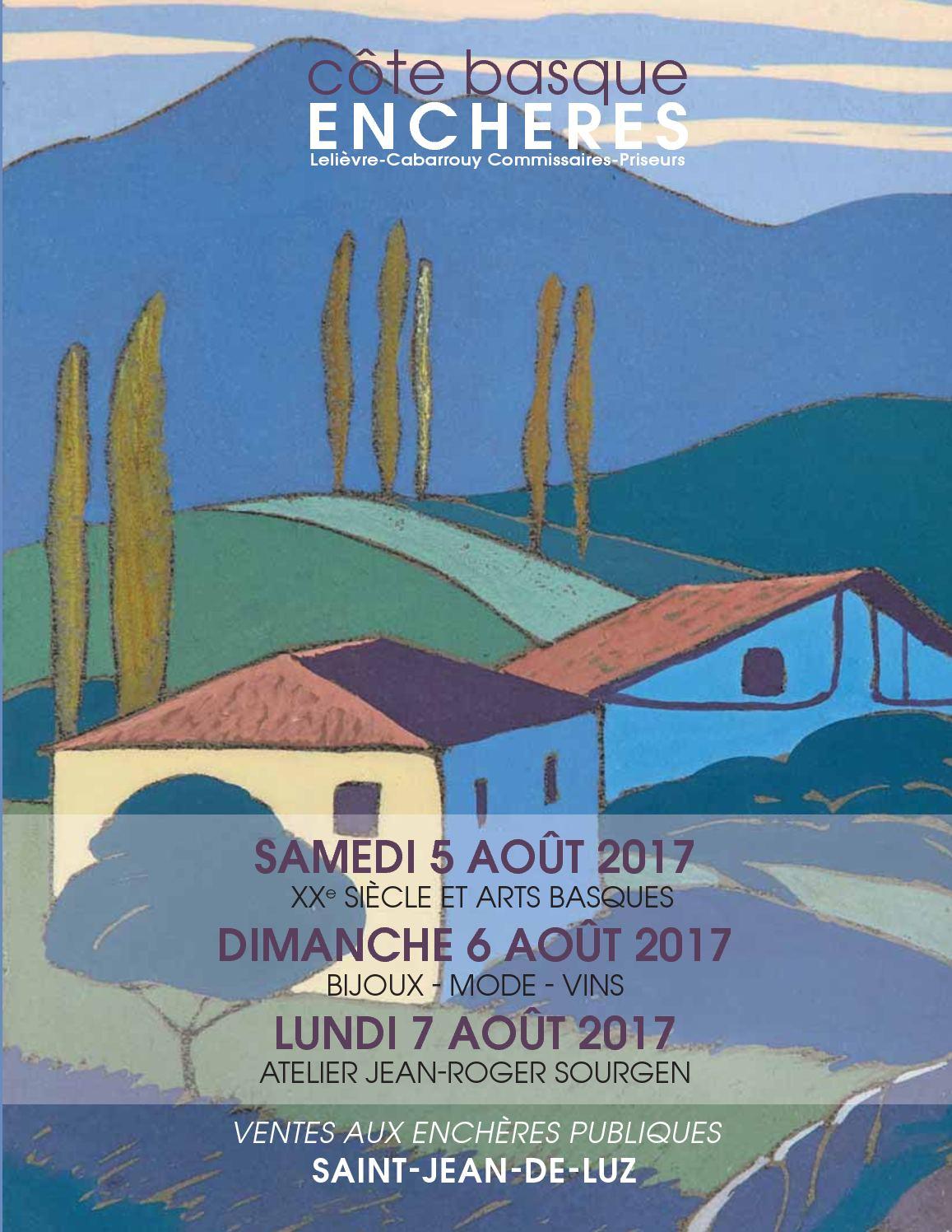 Calaméo - Chefs-d  oeuvre de l  Art Basque - Samedi 05 août 2017 à 14 00 994daf7b75f