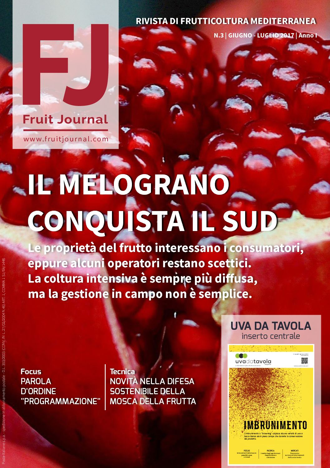 FRUIT JOURNAL - ANNO I N.3