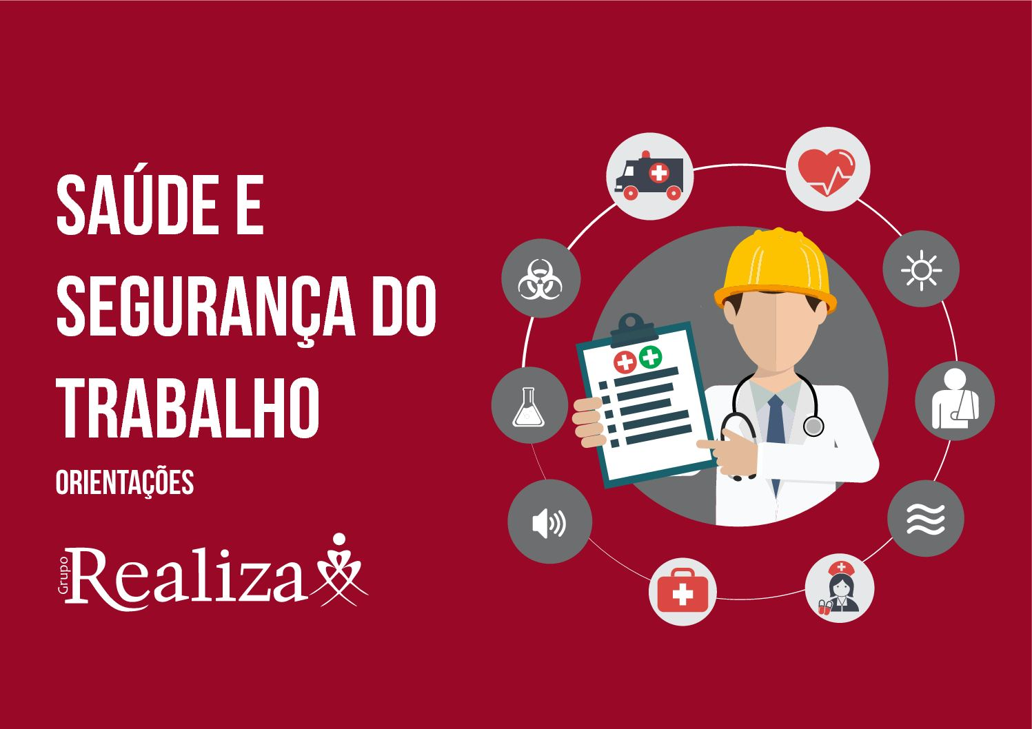 Orientações sobre Medicina e Segurança do Trabalho
