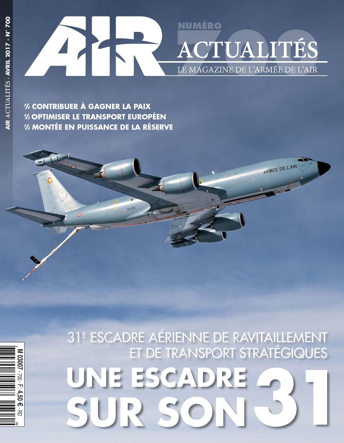 AIR ACTUALITÉS N°700 AVRIL 2017