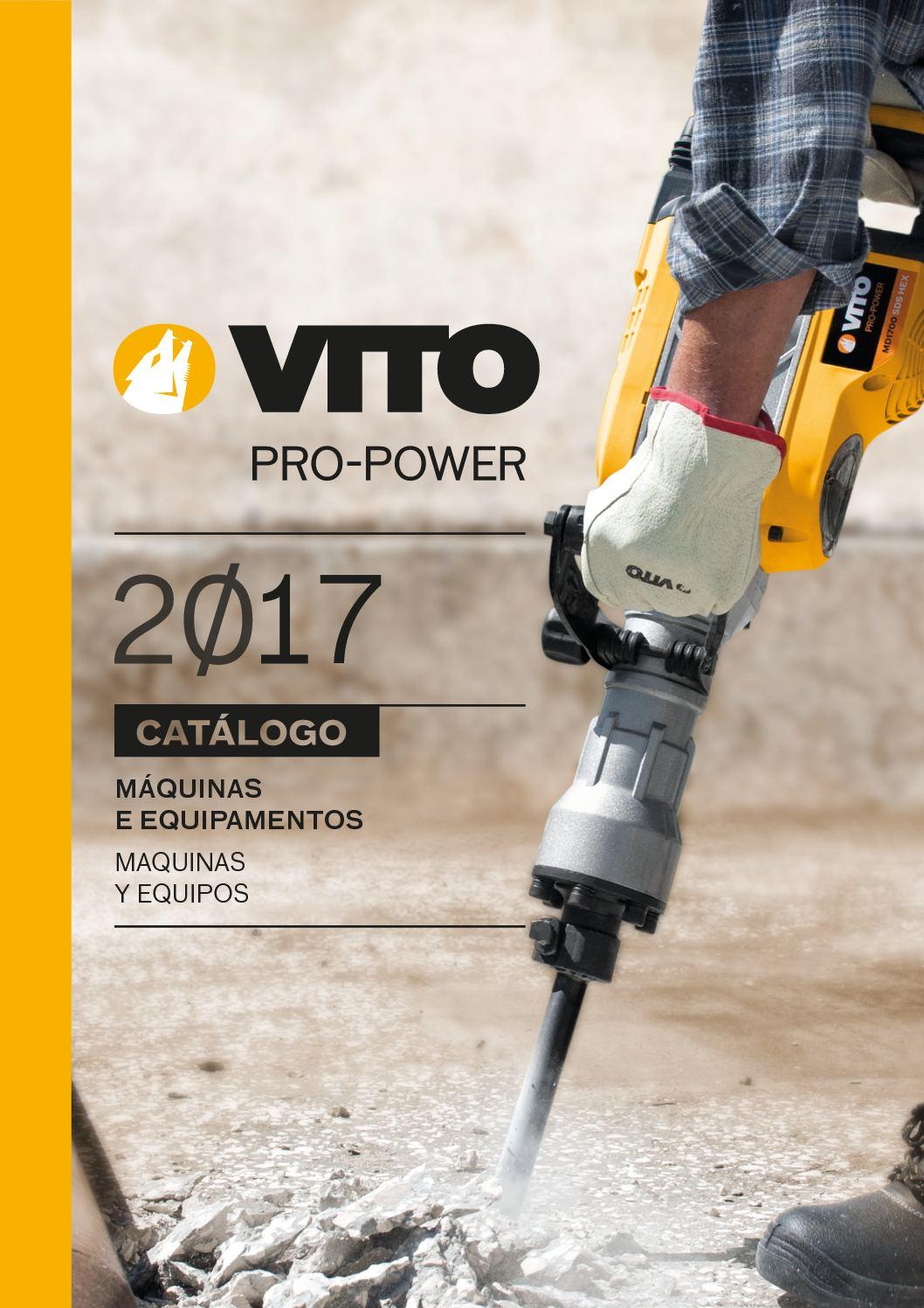 Catálogo Vito Propower 2017