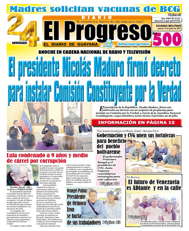 Diarioelprogreso2017 07 13