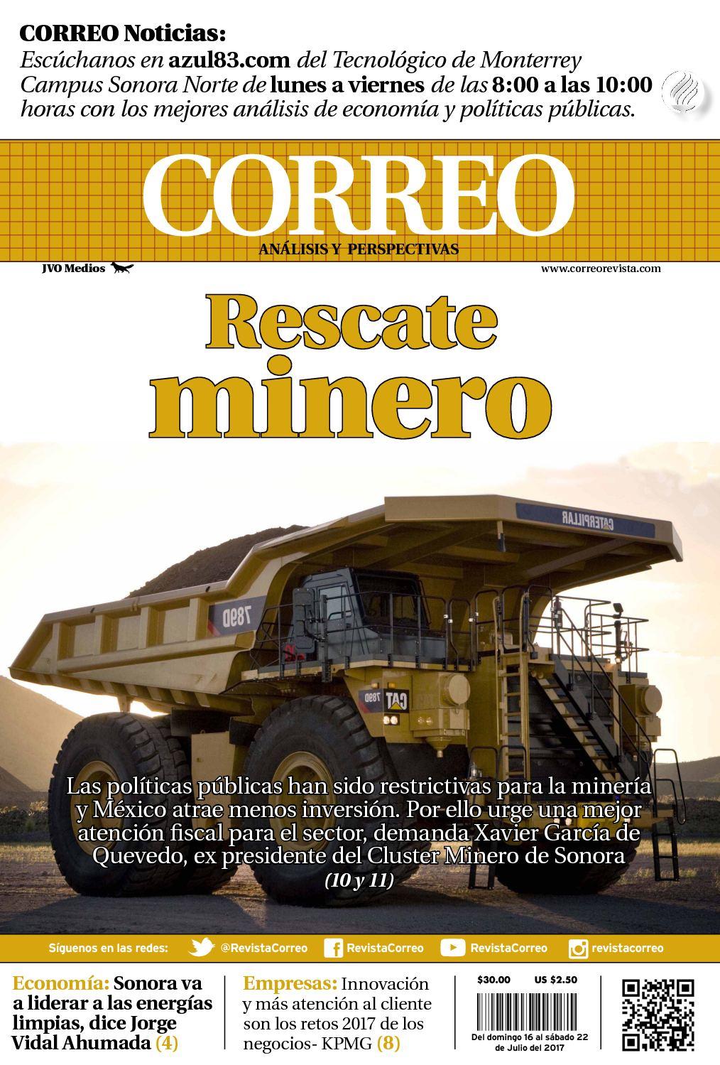 Revista Correo 328