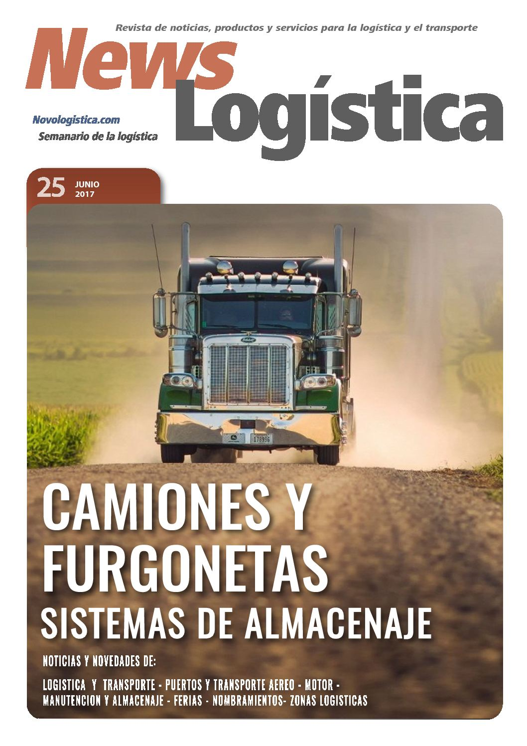 Calaméo - News Logistica 25