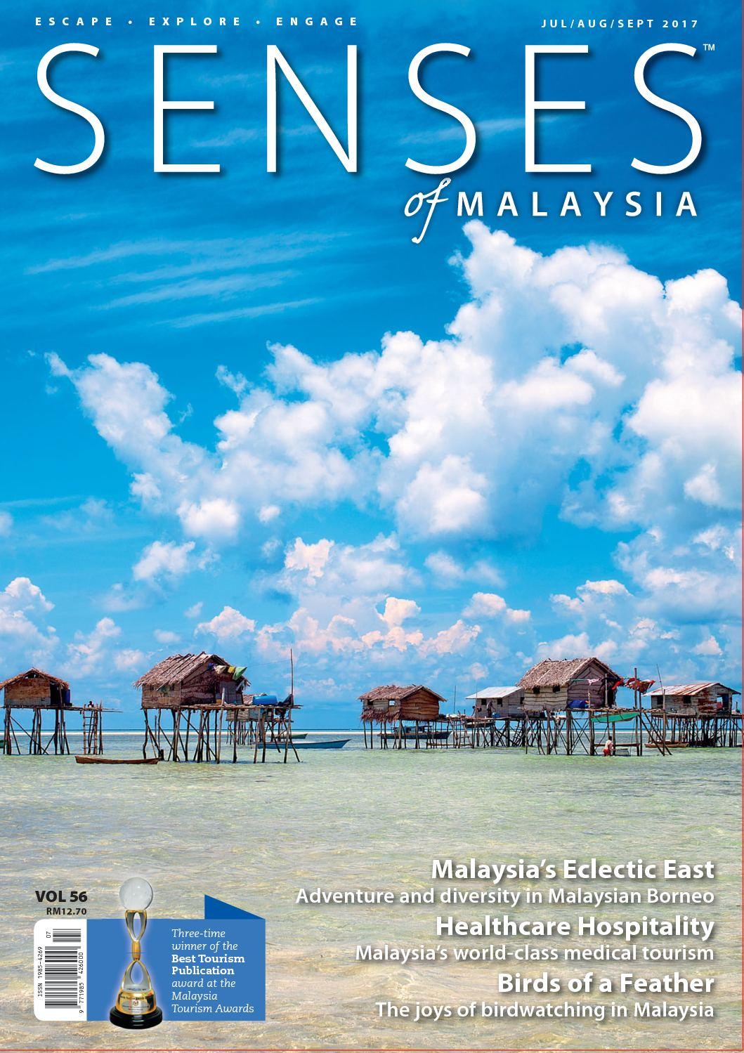 Calamo Senses Of Malaysia July Aug Sept 2017 Tendencies Kaos Percent Vibe Putih S