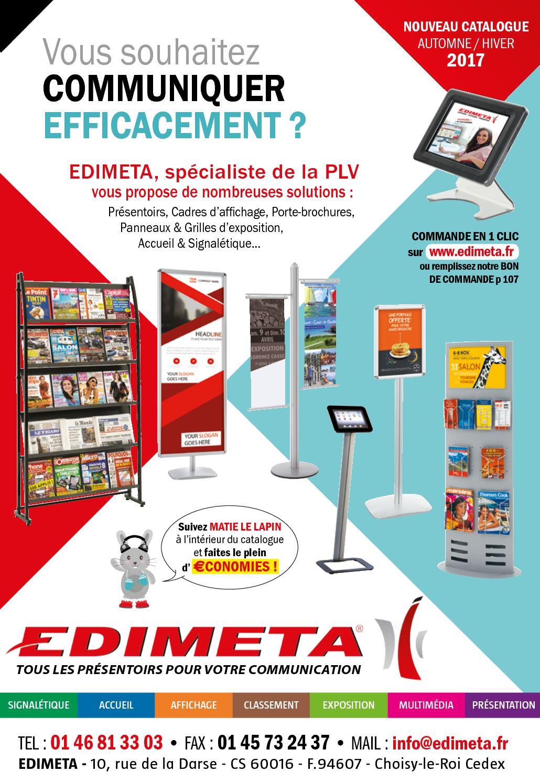 Calaméo - Catalogue Edimeta Automne Hiver 2017 688c55ab342