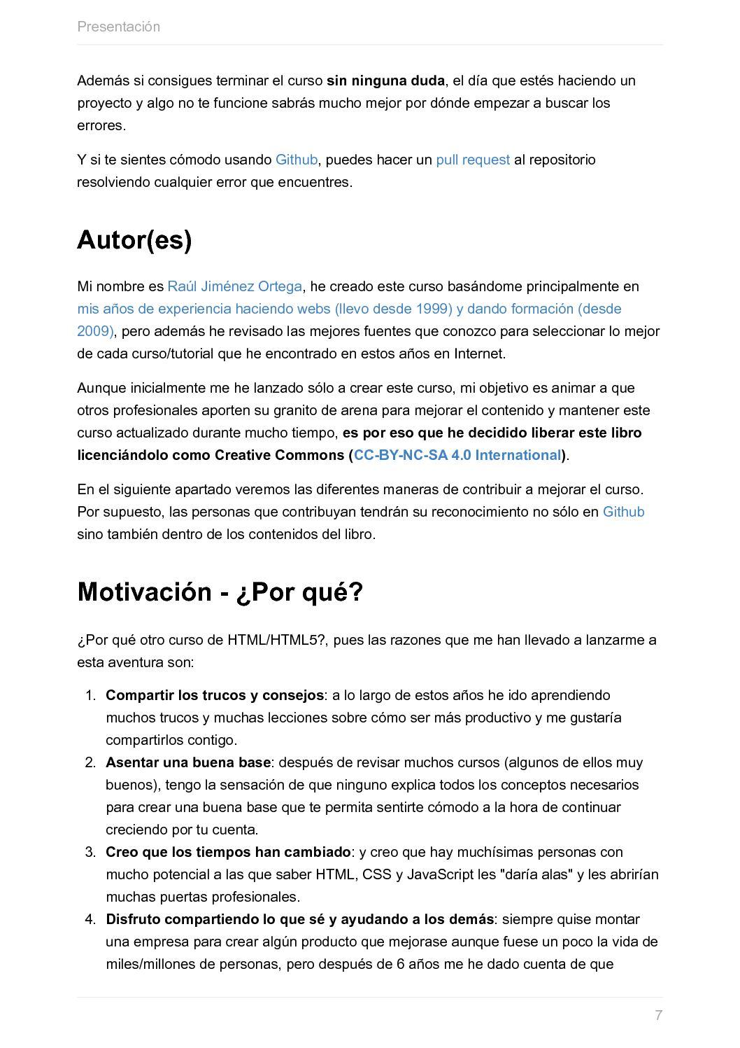 Tutorial de html - CALAMEO Downloader