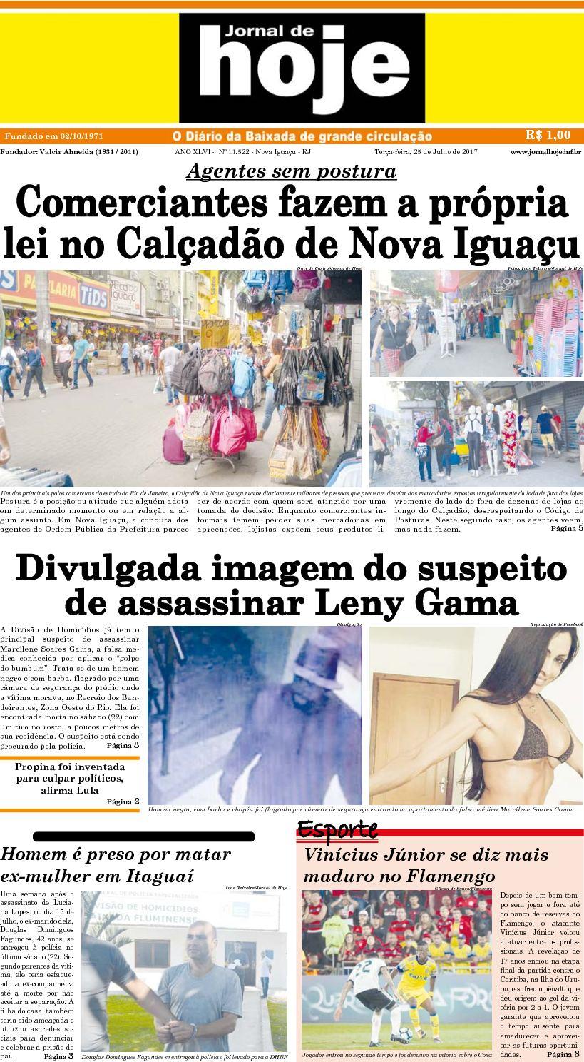 Jornal De Hoje 250717