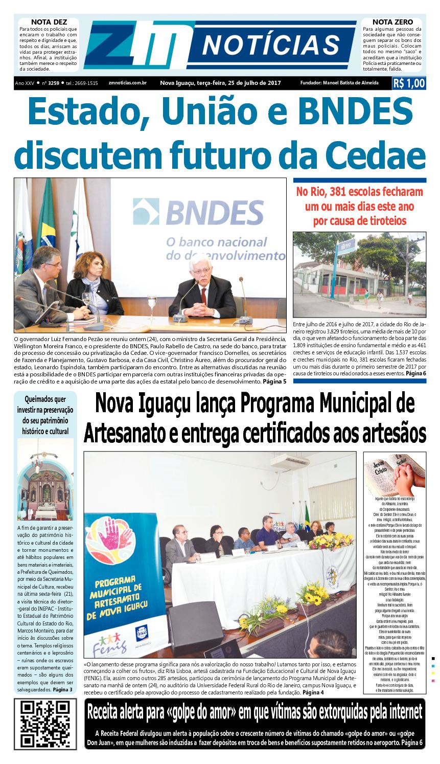 ZM Noticias - Edição 250717