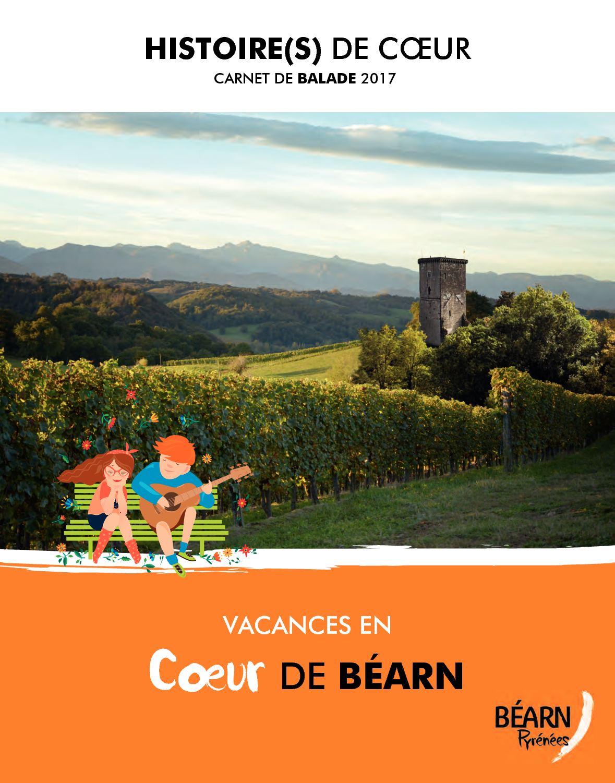 Entre Monein et Orthez, balades en Coeur de Béarn