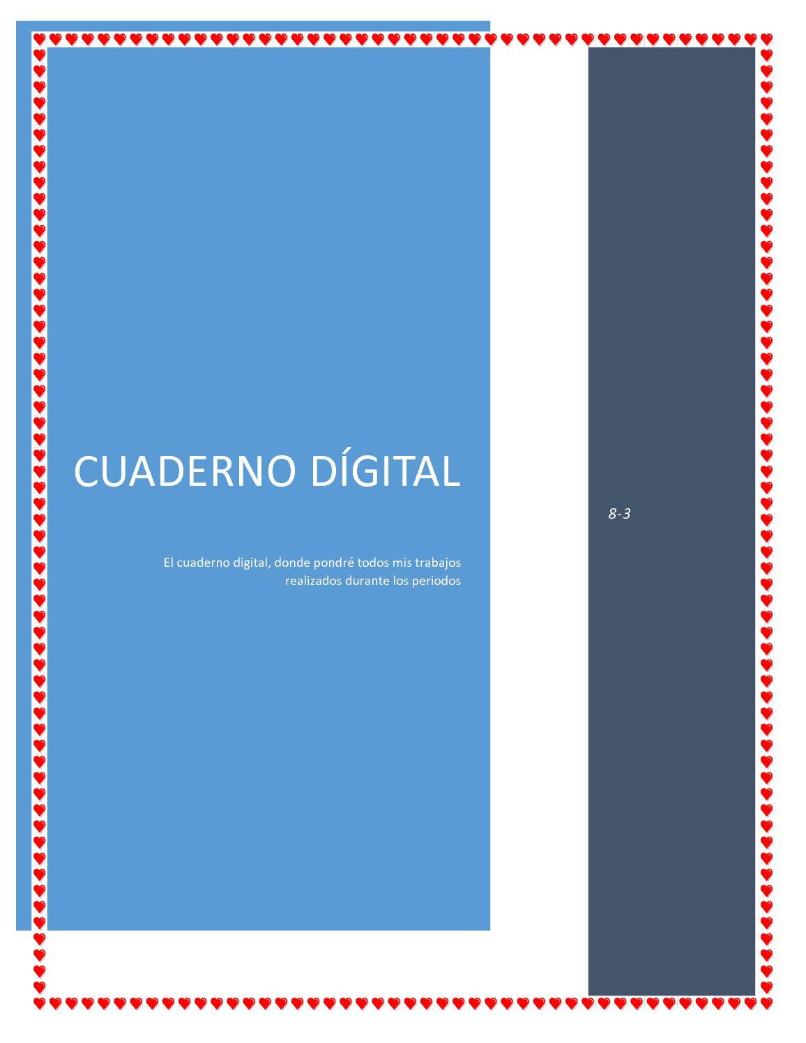 Calaméo - Cuaderno Digital