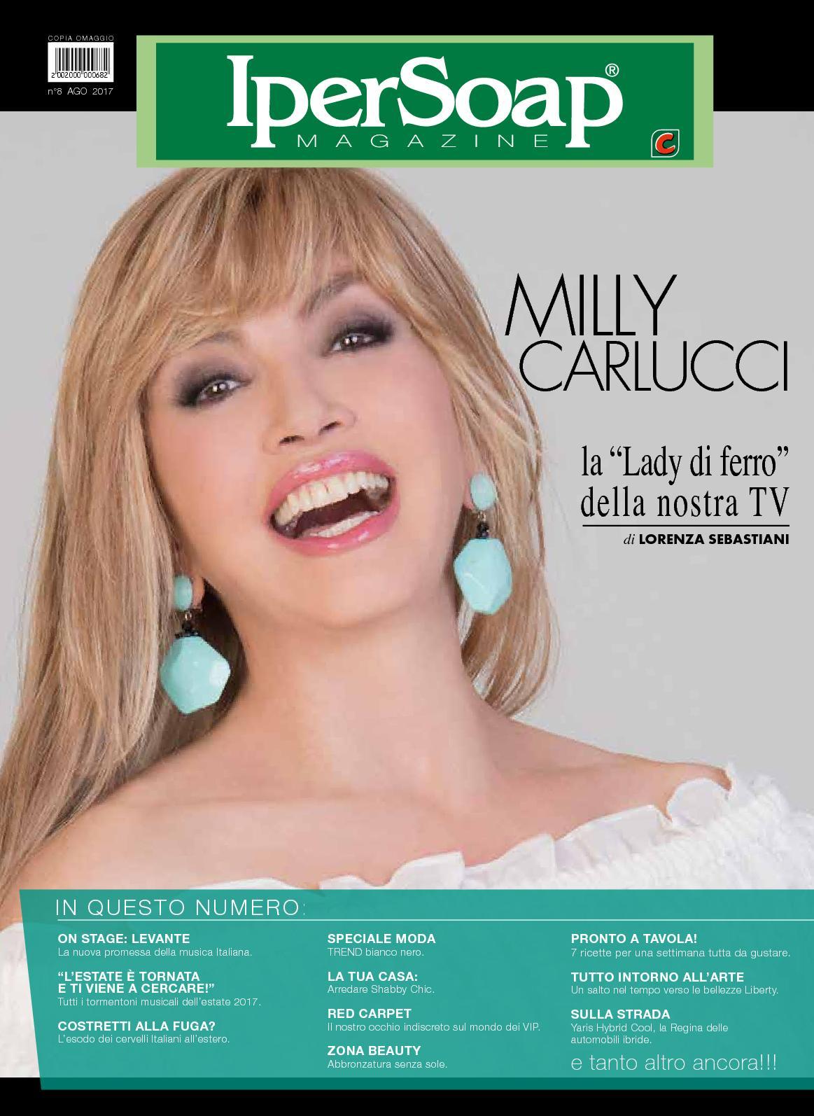 Calaméo Magazine 2017 N°8 Agosto Ipersoap nUHaqg