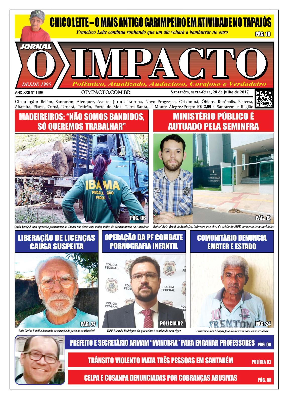 Jornal O Impacto Ed. 1156