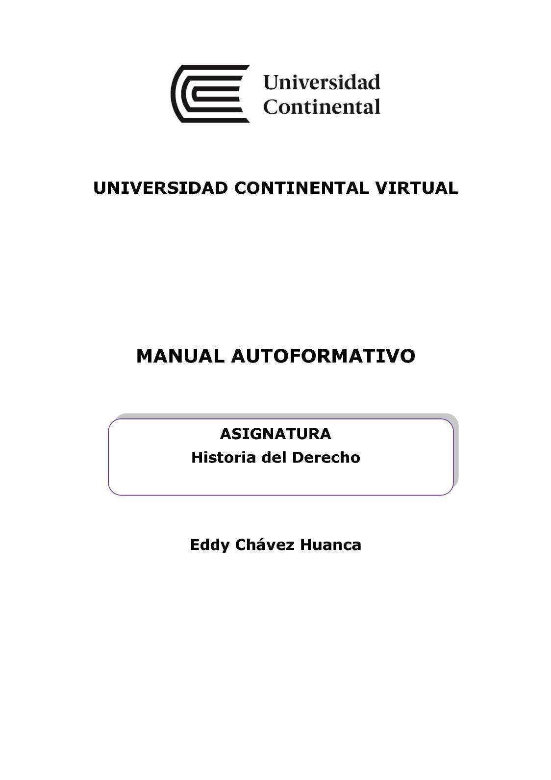 Calaméo - Historia Del Derecho Uc0448 V P