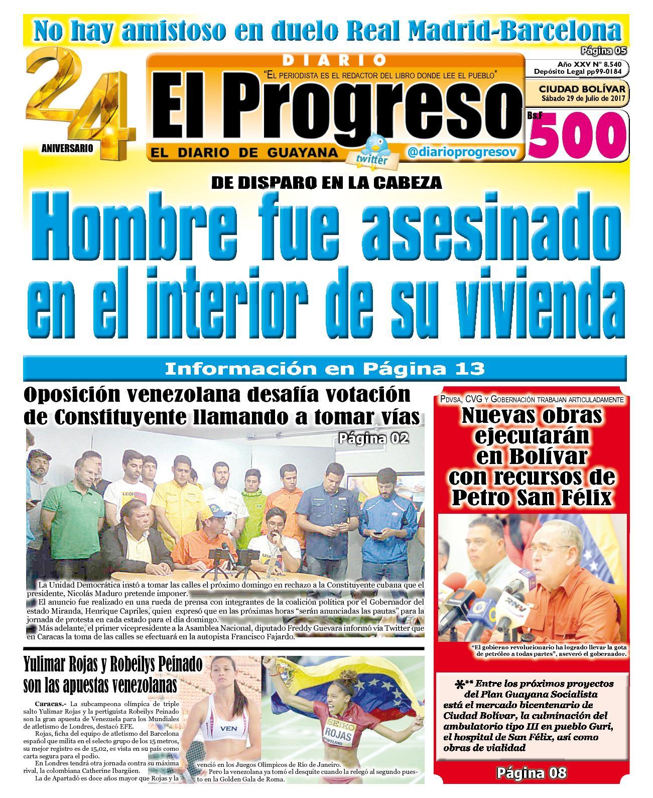 Diarioelprogreso2017 07 29
