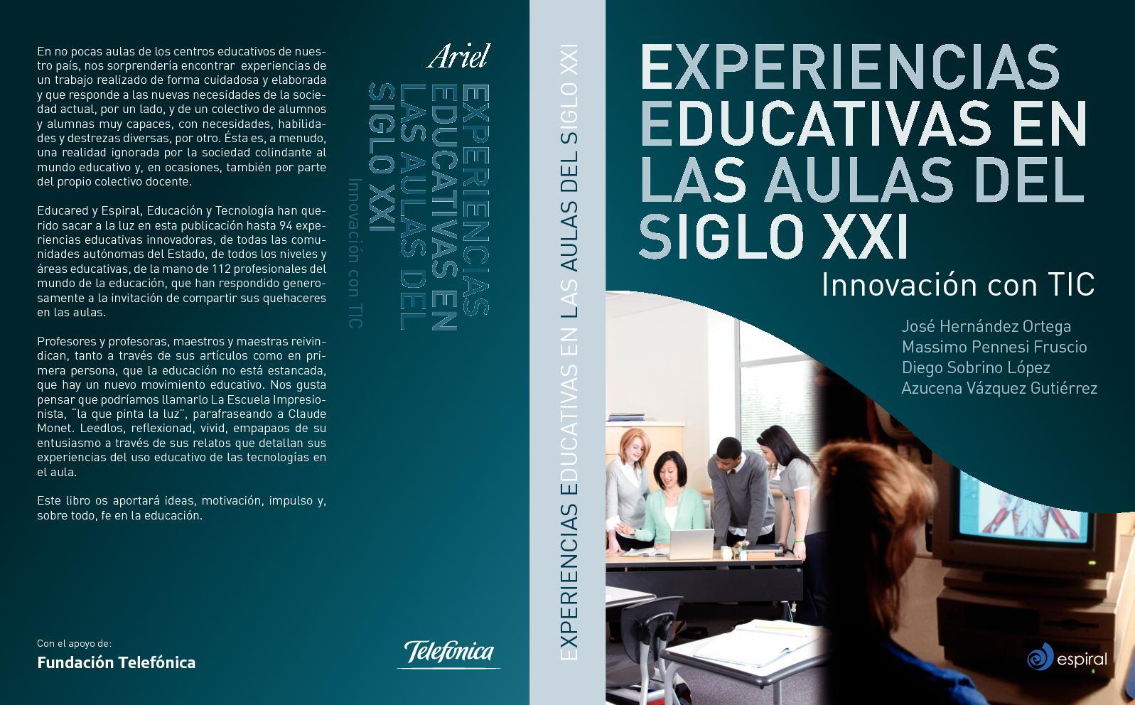 Calaméo - Experiencias Educativas En Las Aulas Del Siglo Xxi