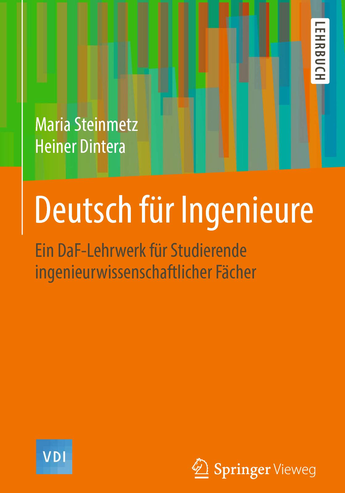 Calaméo - Deutsch Für Ingenieure Ein Da F Lehrwerk Für Studierende ...