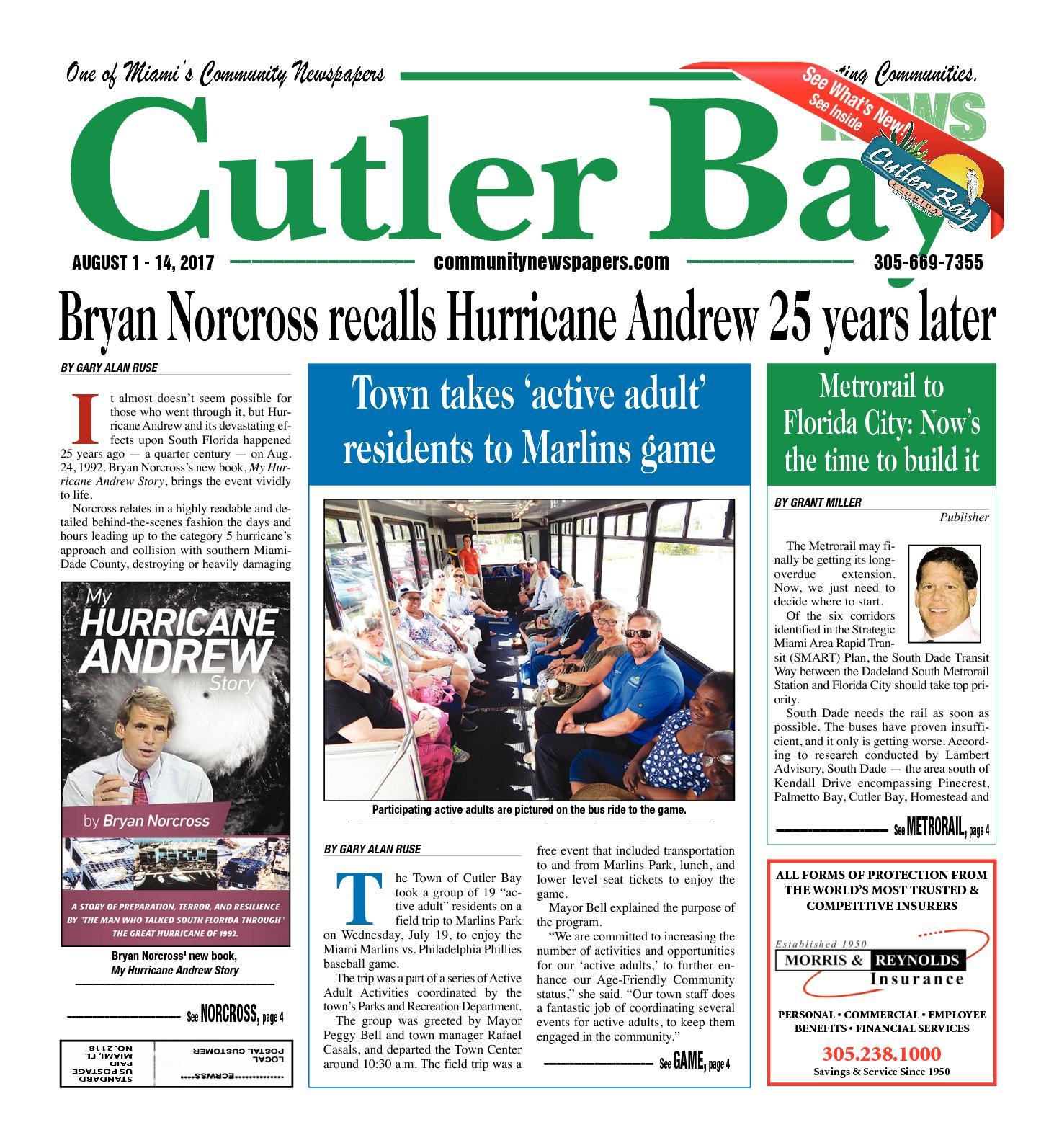 Calaméo Cutler Bay News 08 01 2017