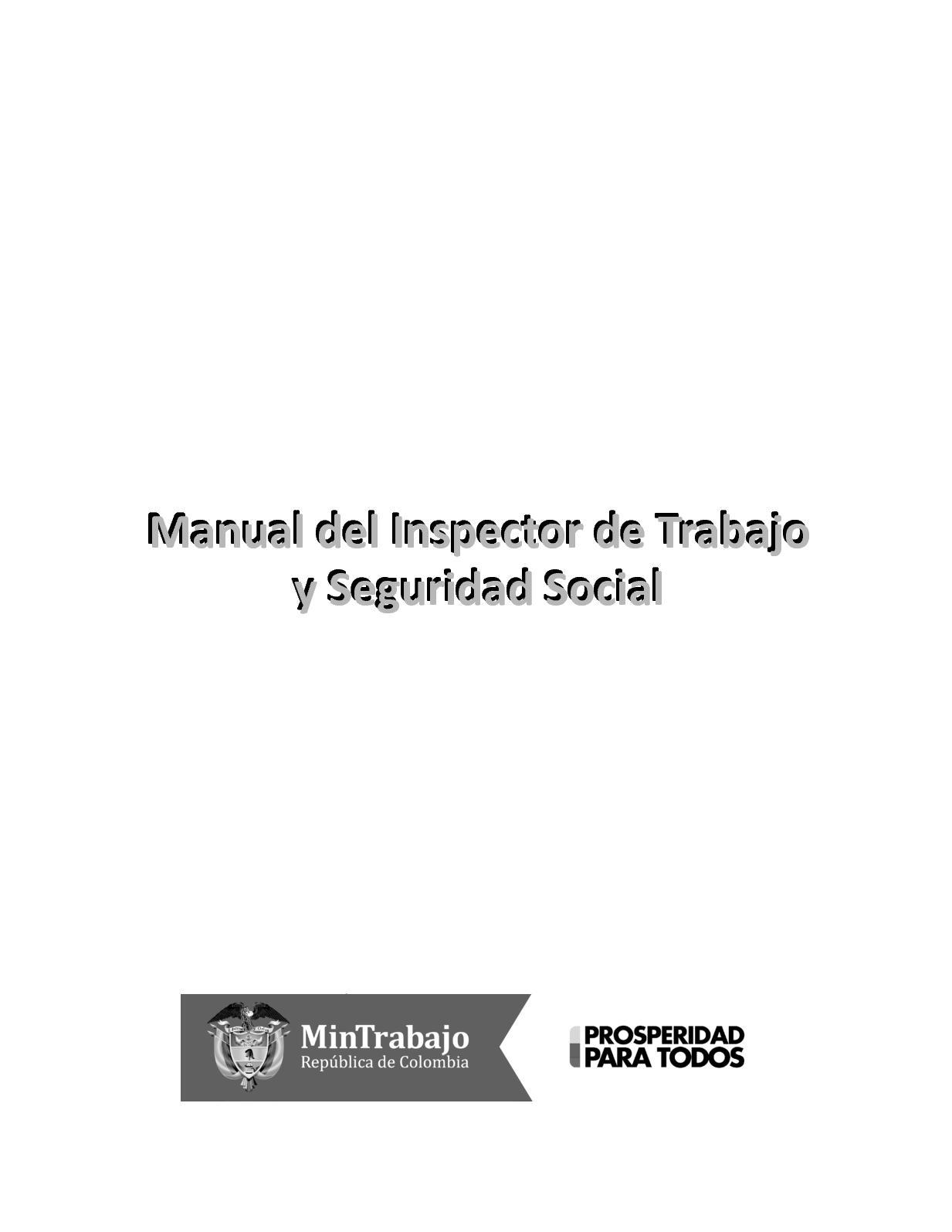 Calaméo - Manual Del Inspector