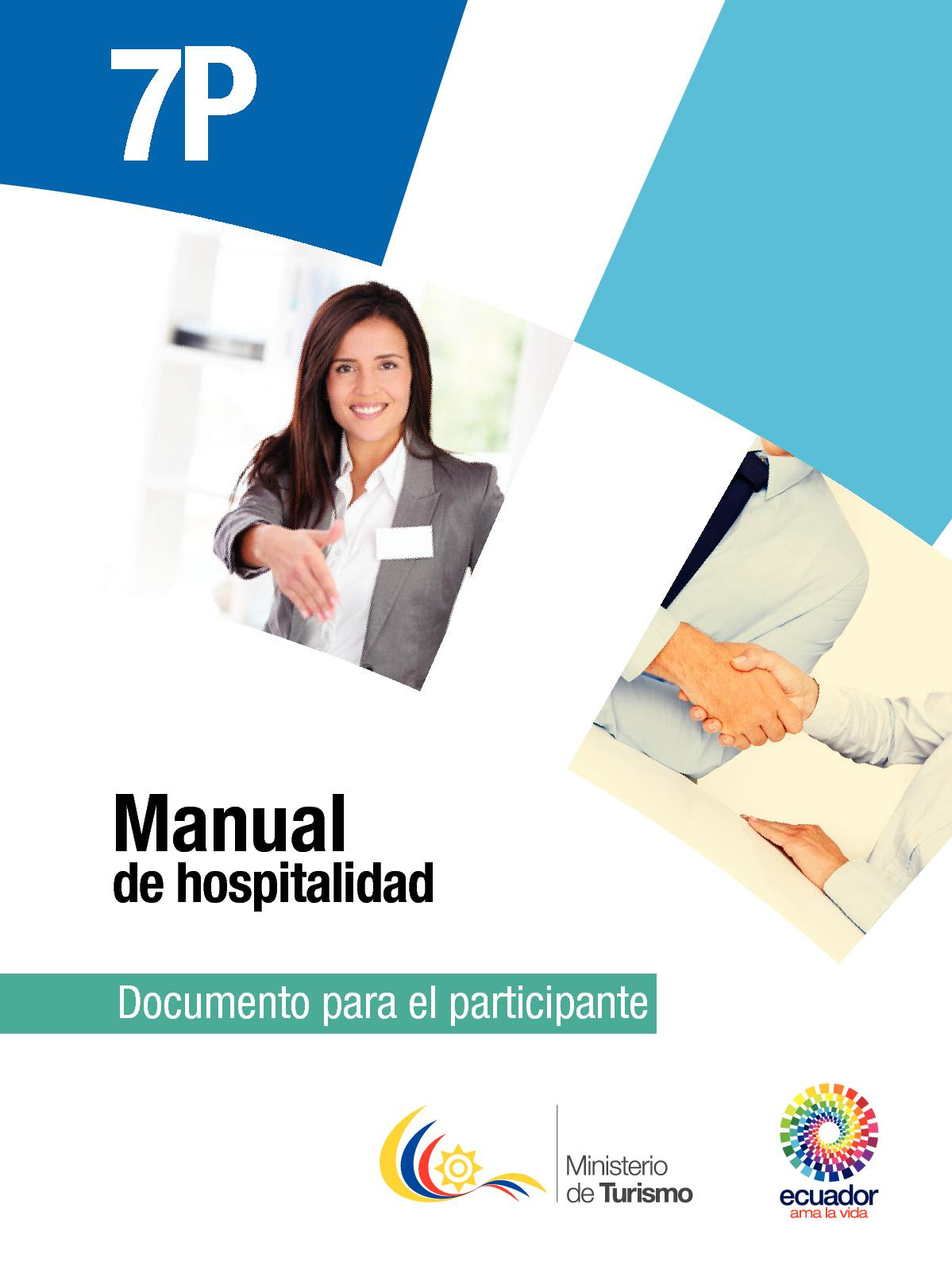 Calaméo - Manual De Hospitalidad