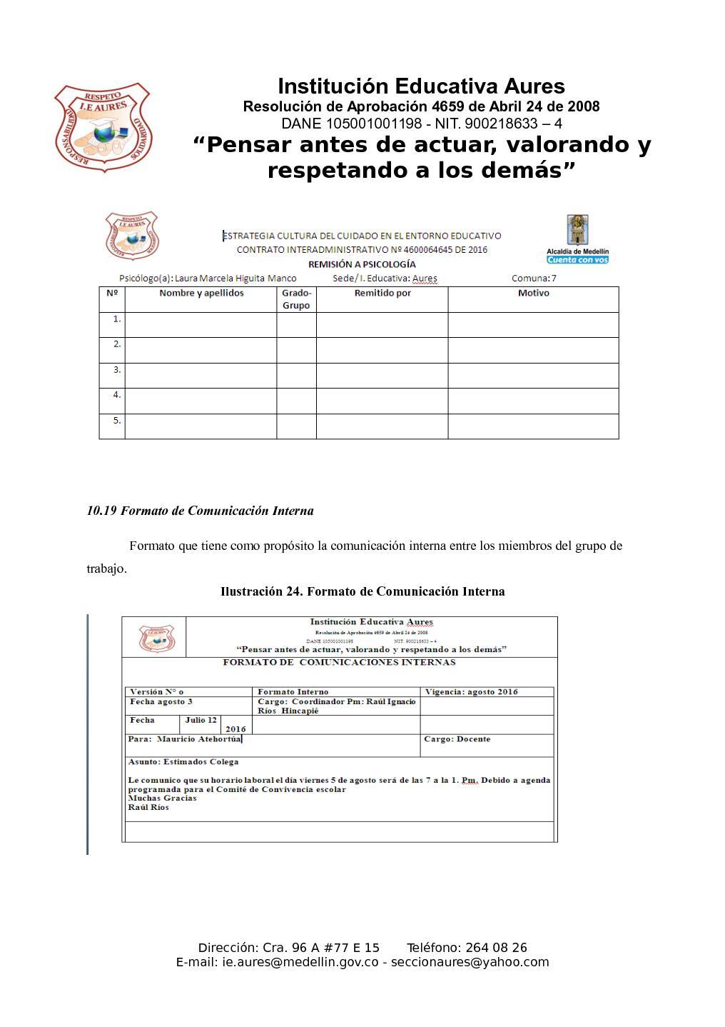 Manual De Inducción Docentes Y Personal Administrativo - CALAMEO ...
