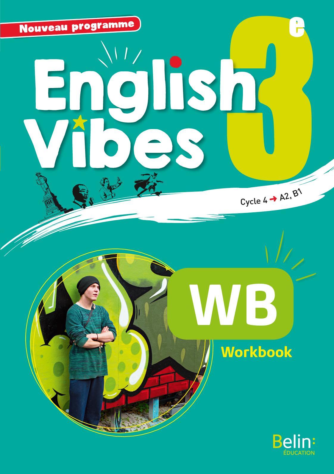 41000492 English Vibes Workbook 3e