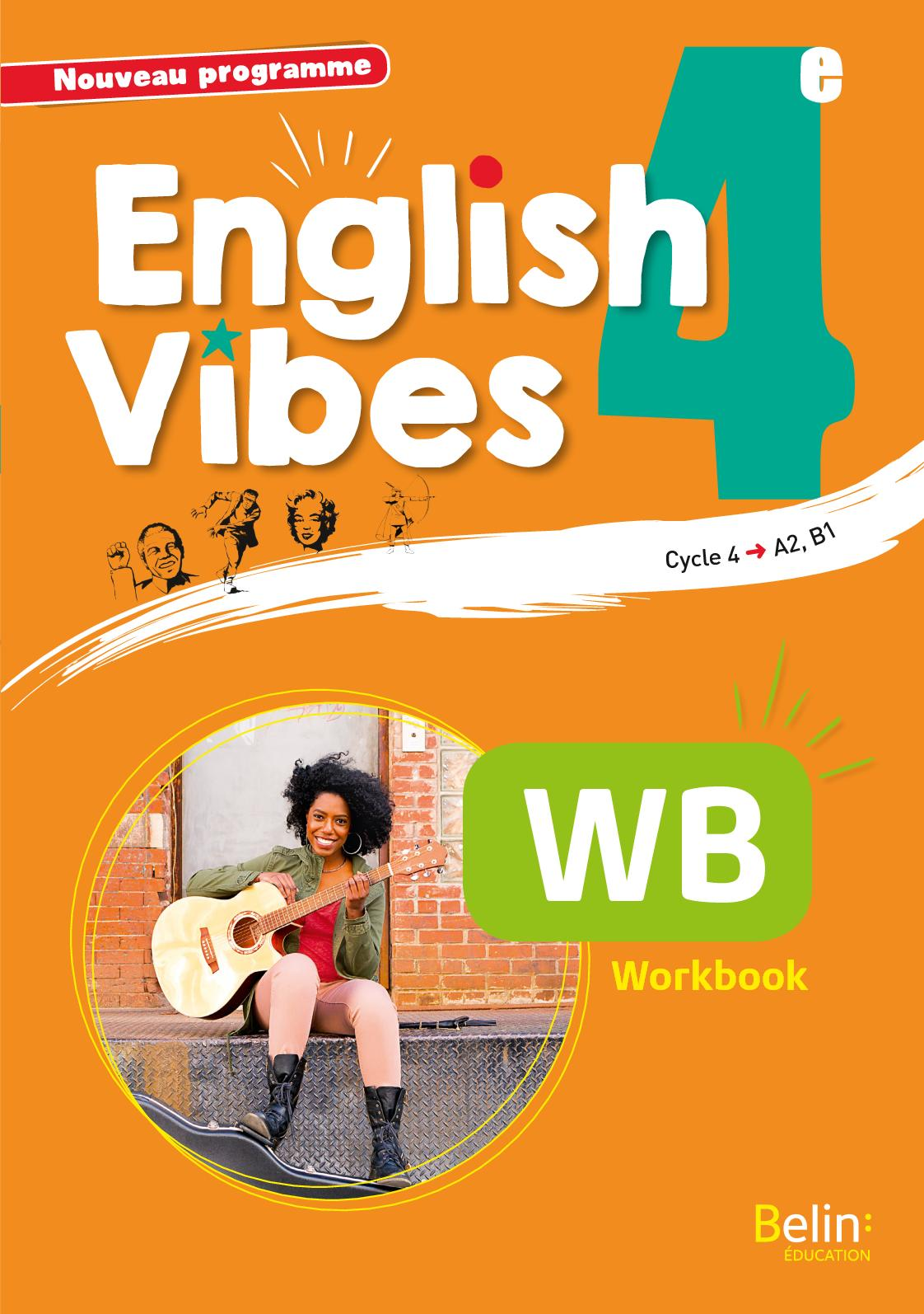 41000491 English Vibes Workbook 4e