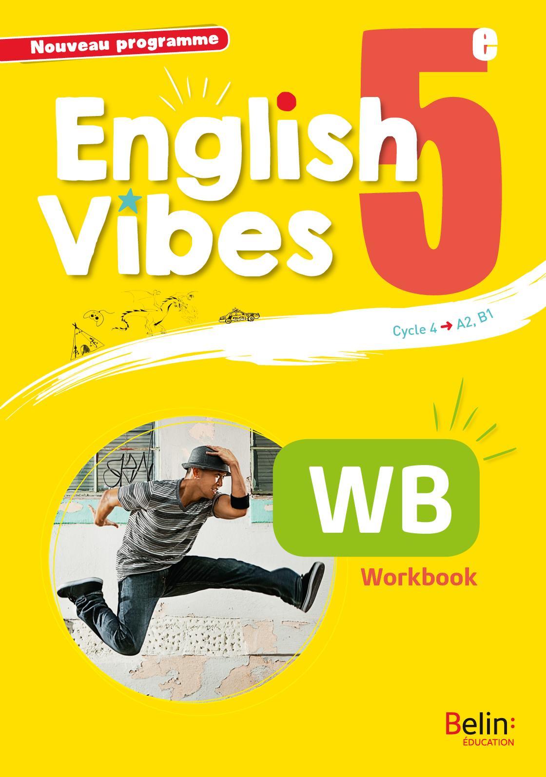 41000490 English Vibes Workbook 5e