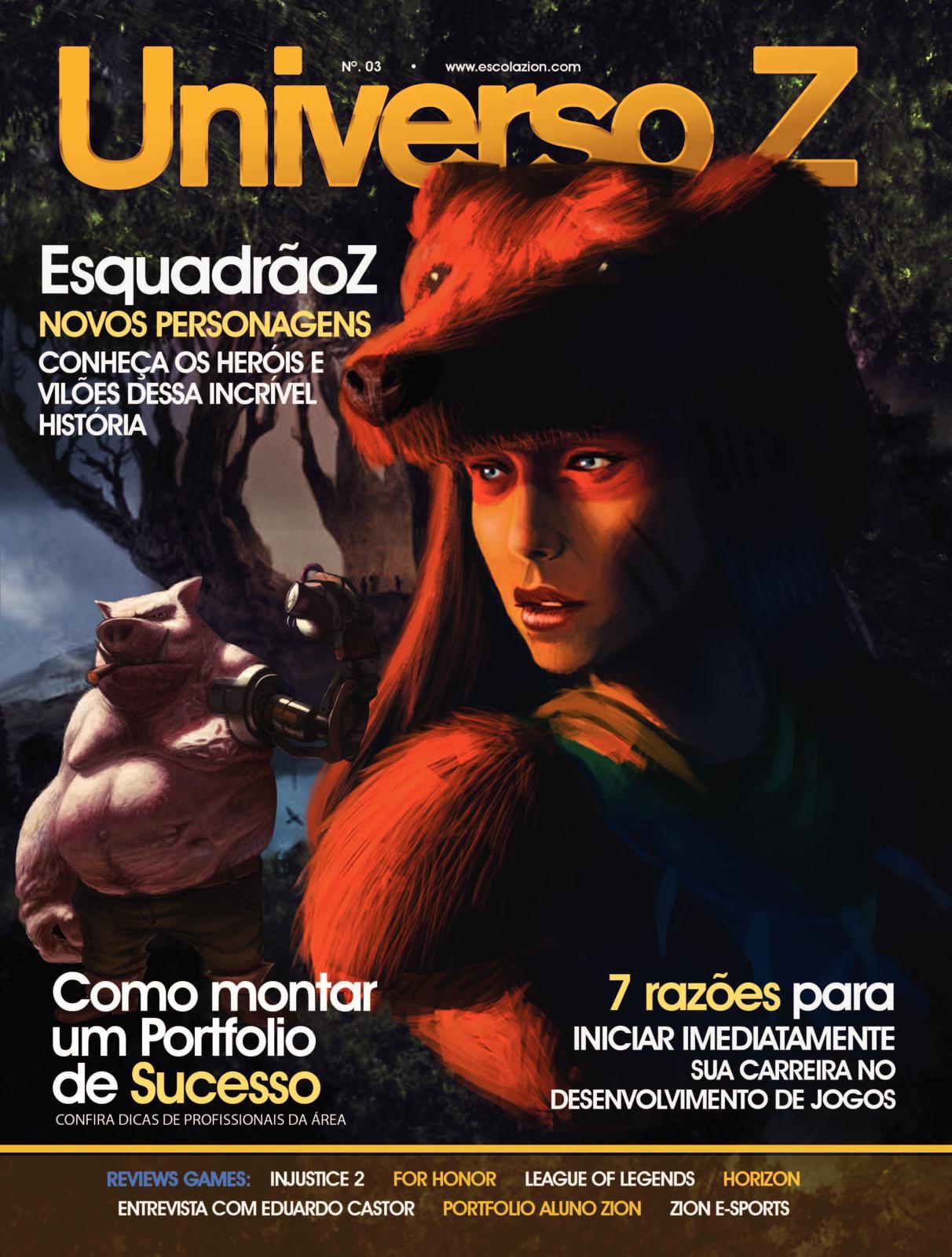 Revista Universoz 2017