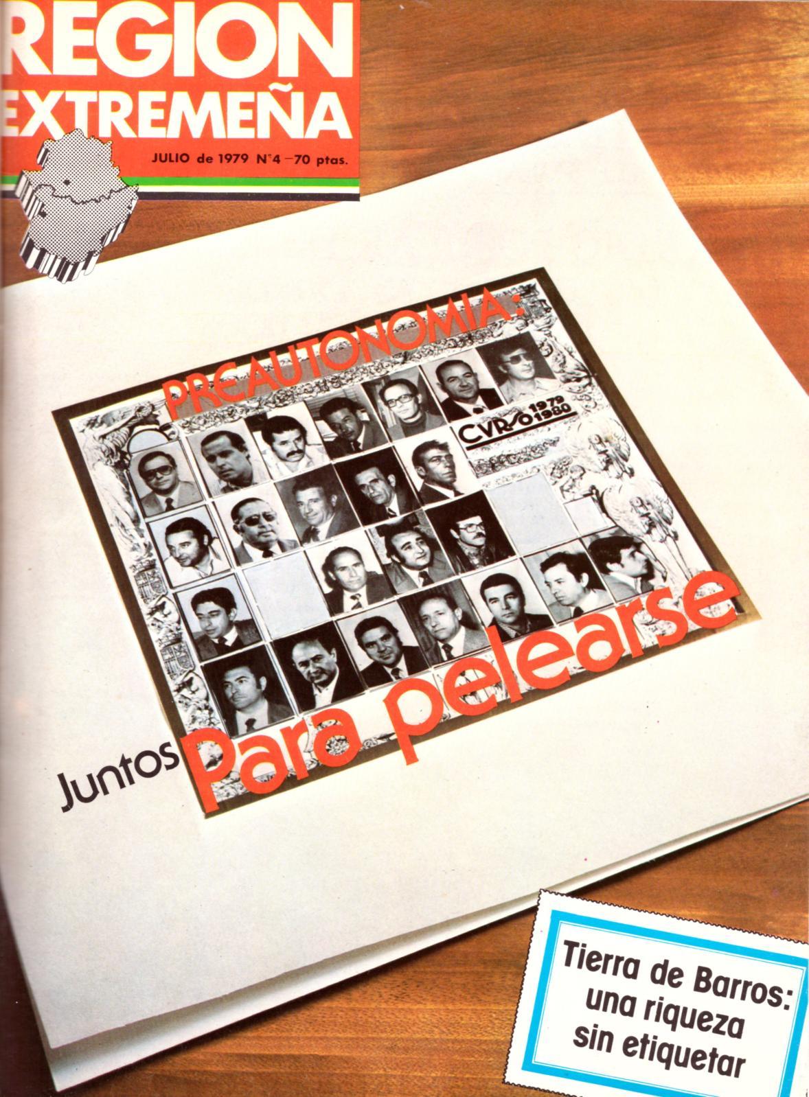 Calaméo - Región Extremeña nº 4/1979. Revista del Hogar Extremeño de ...