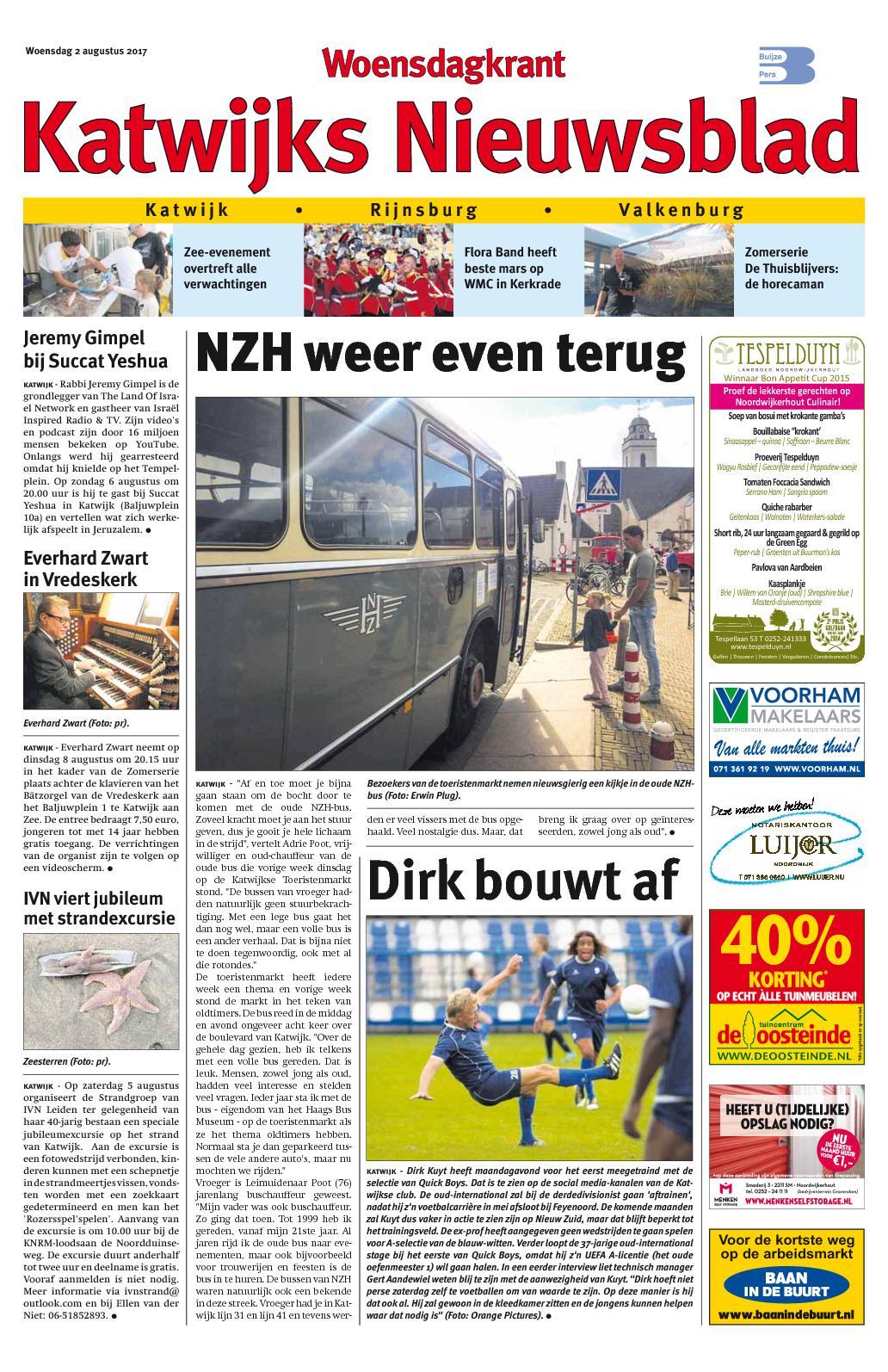 calamà o katwijks nieuwsblad 02 08 2017