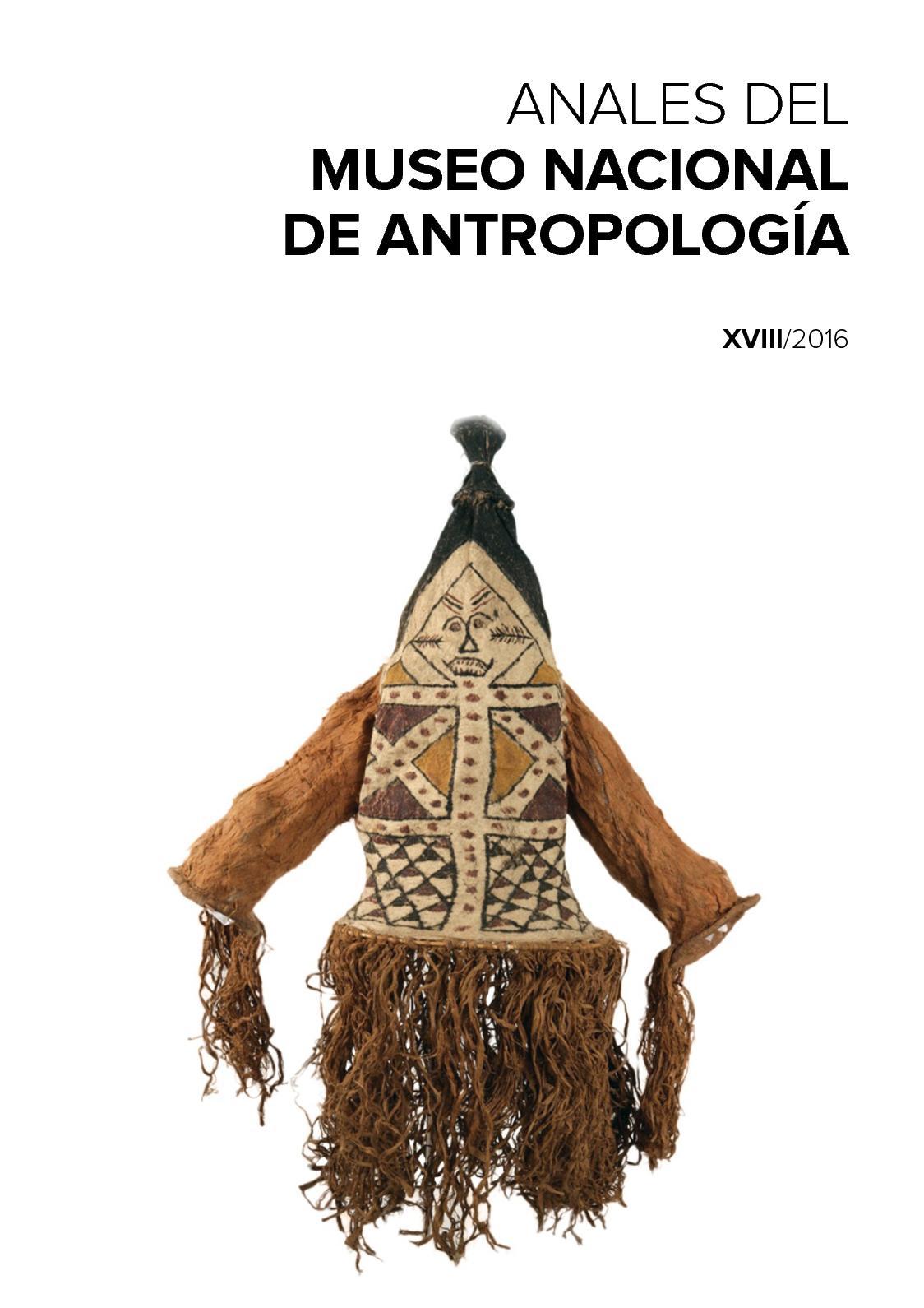Calaméo - Anales del Museo Nacional de Antropología XVIII/2016