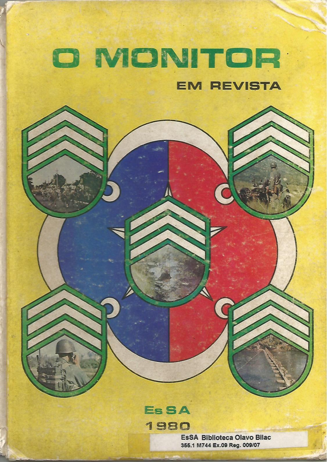 O Monitor 1980