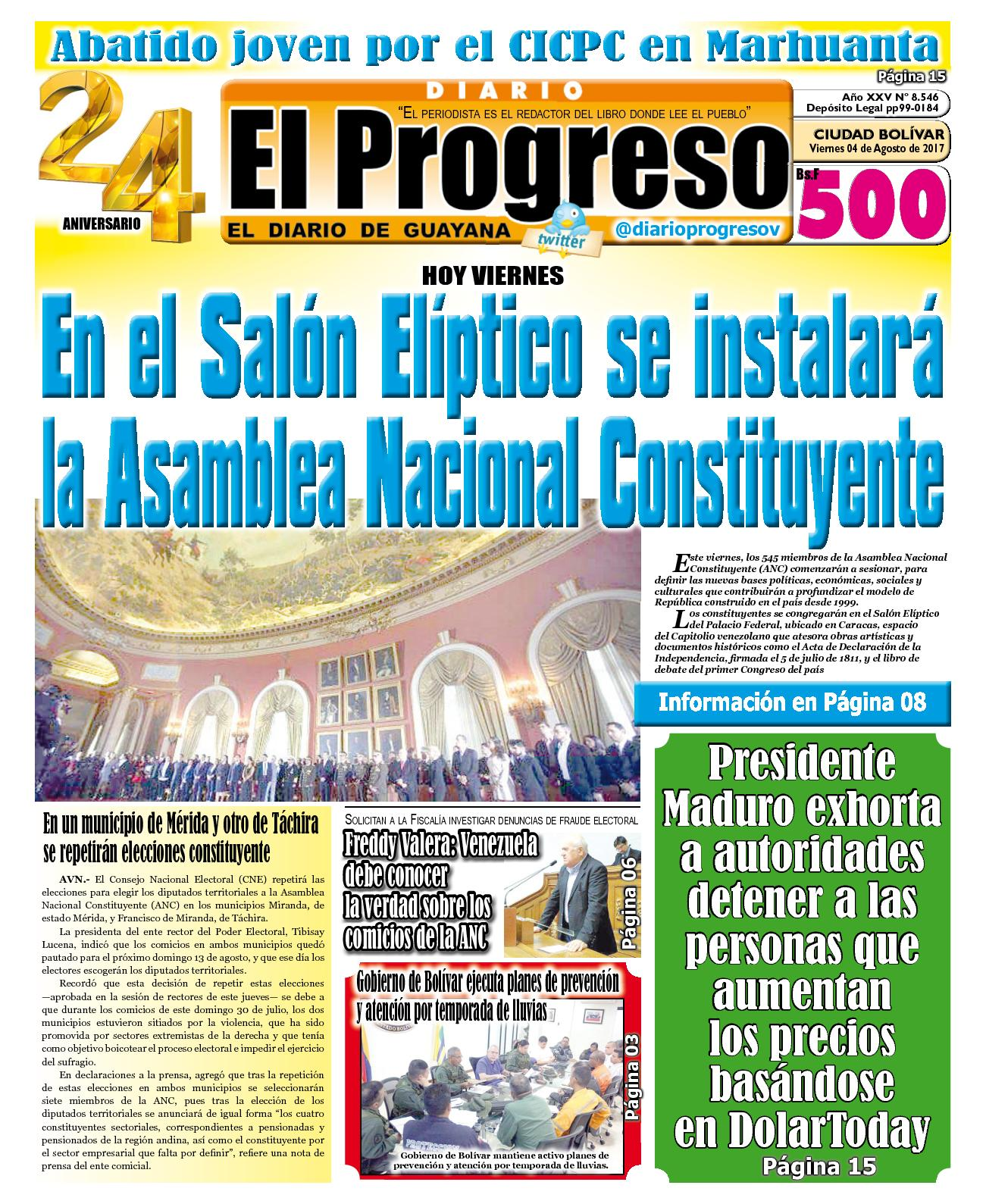 Diarioelprogreso2017 08 04